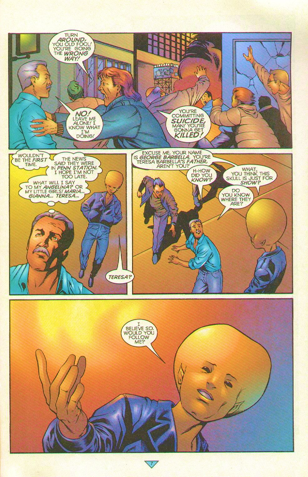 Read online Trinity Angels comic -  Issue #12 - 7