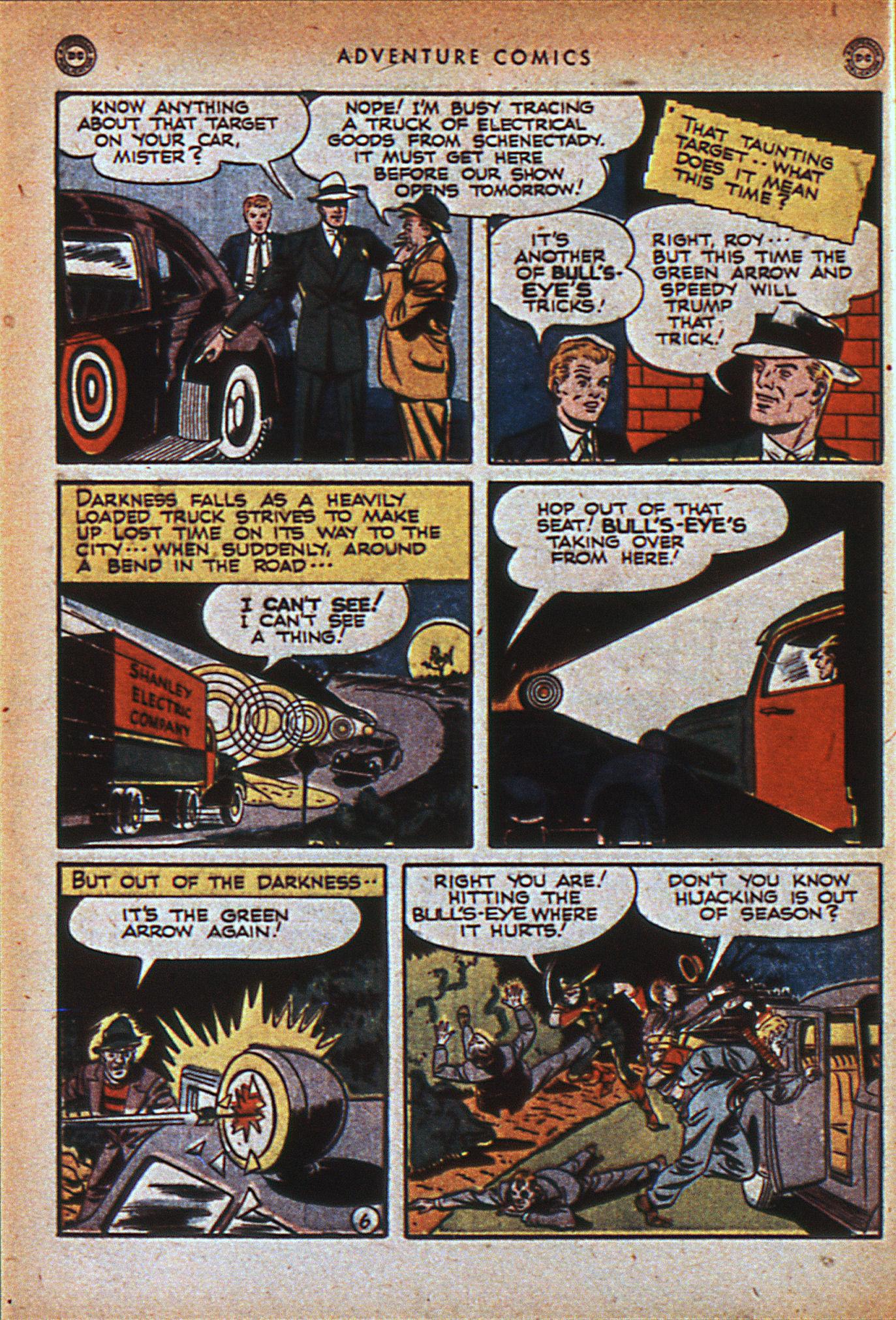 Read online Adventure Comics (1938) comic -  Issue #116 - 19