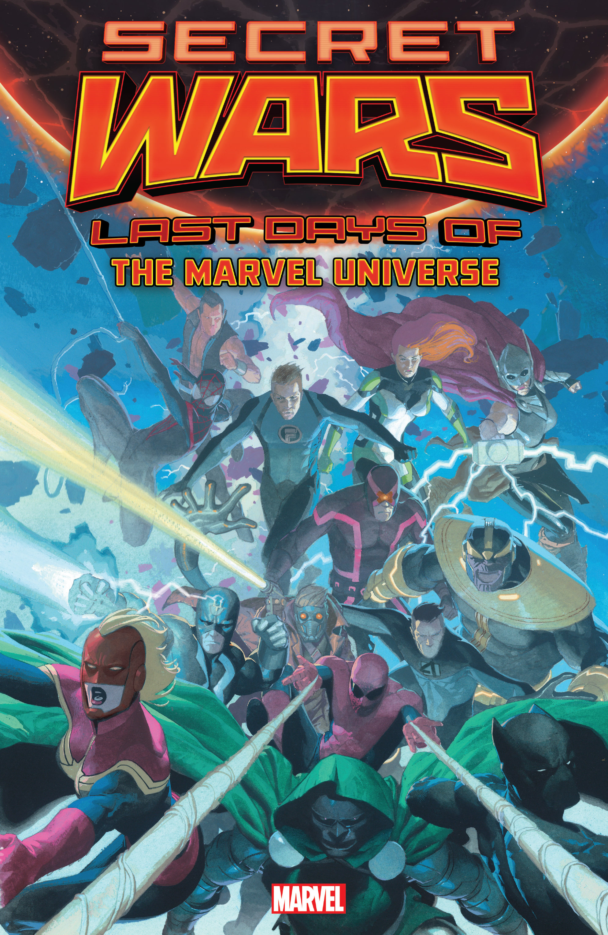 Read online Secret Wars: Last Days of the Marvel Universe comic -  Issue # TPB (Part 1) - 1