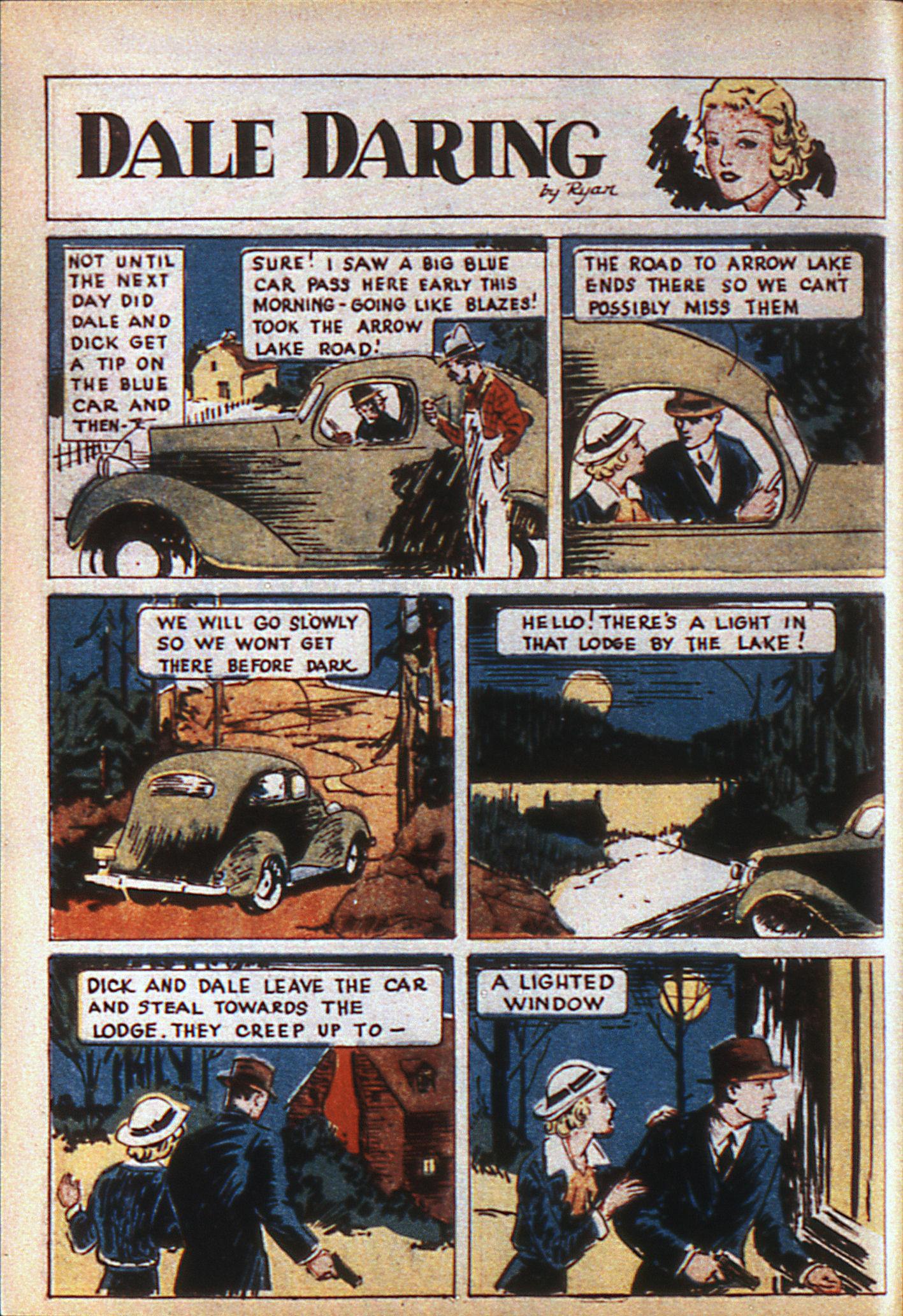 Read online Adventure Comics (1938) comic -  Issue #6 - 15