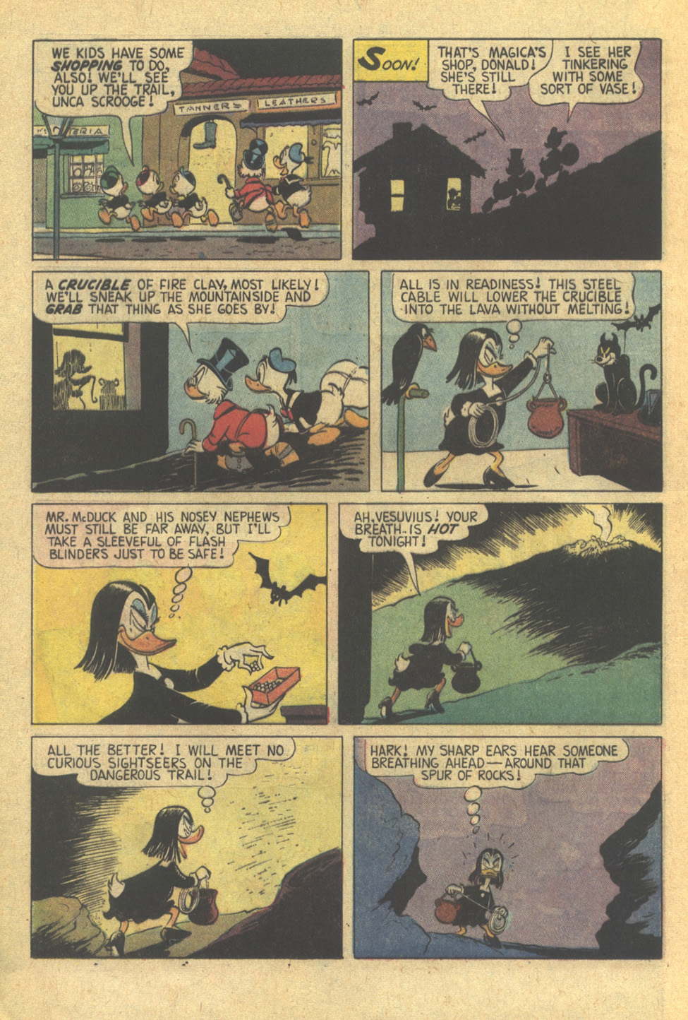 Read online Uncle Scrooge (1953) comic -  Issue #36 - 16