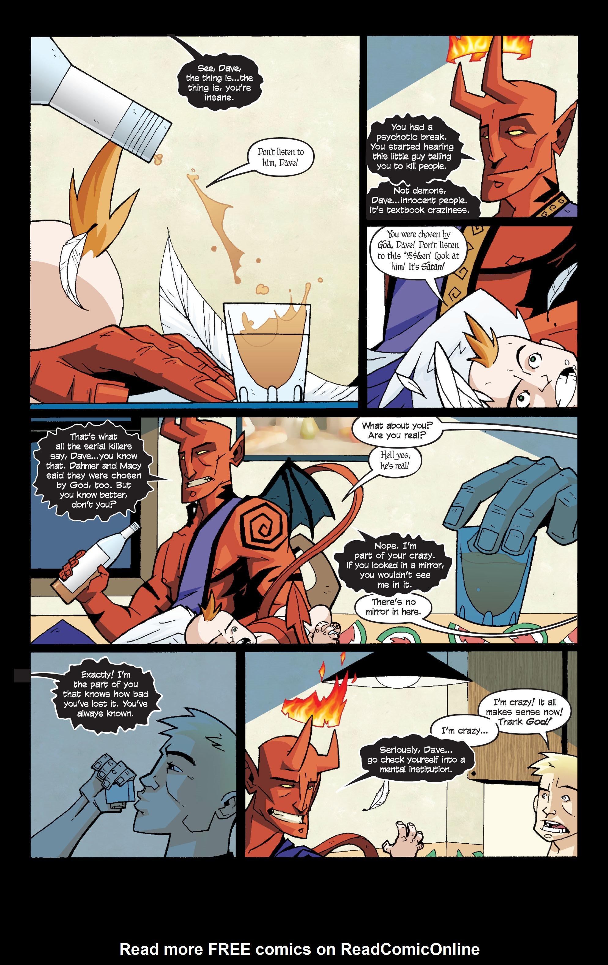 Read online Killer Of Demons comic -  Issue #2 - 7