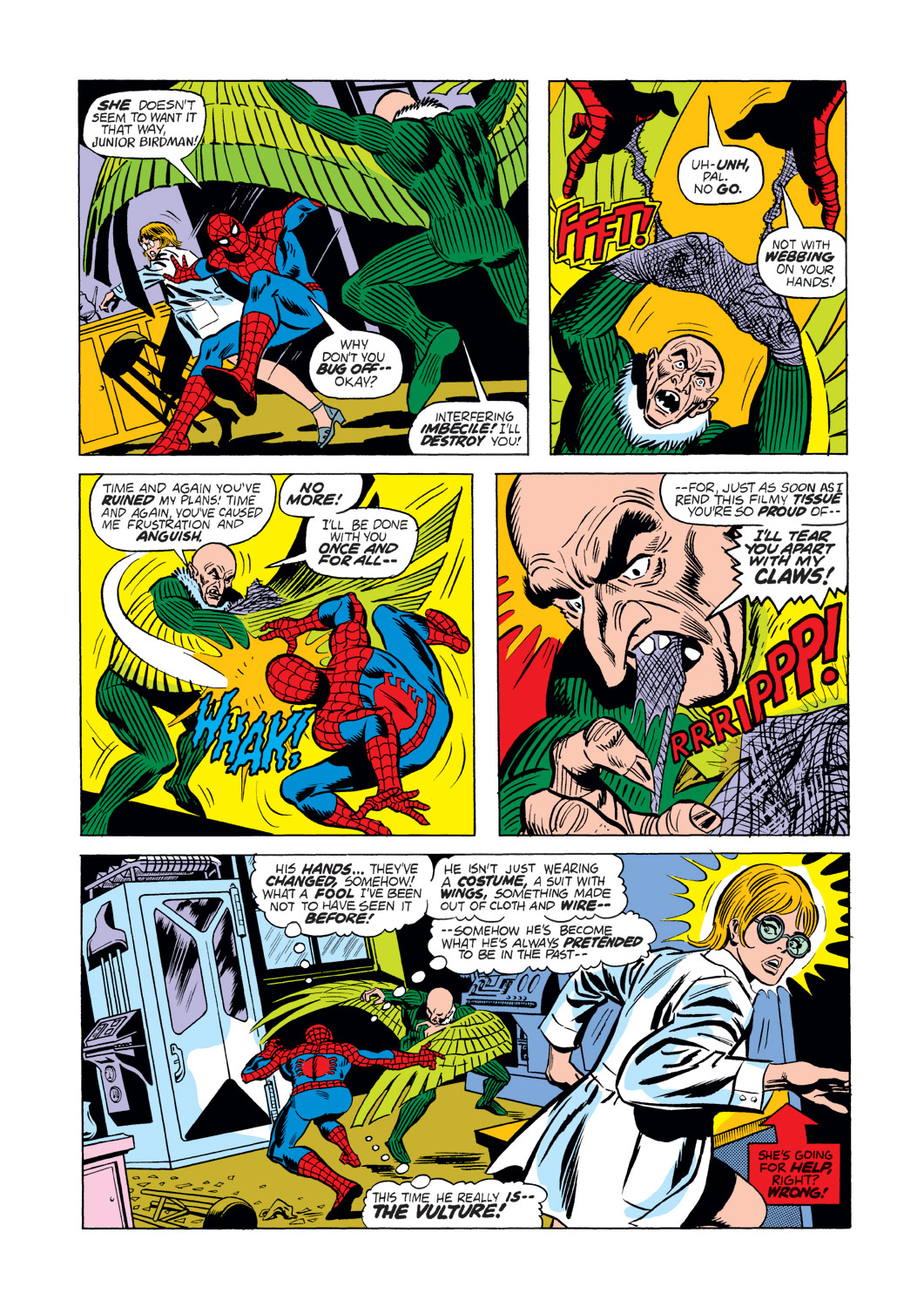 The Amazing Spider-Man (1963) 127 Page 16