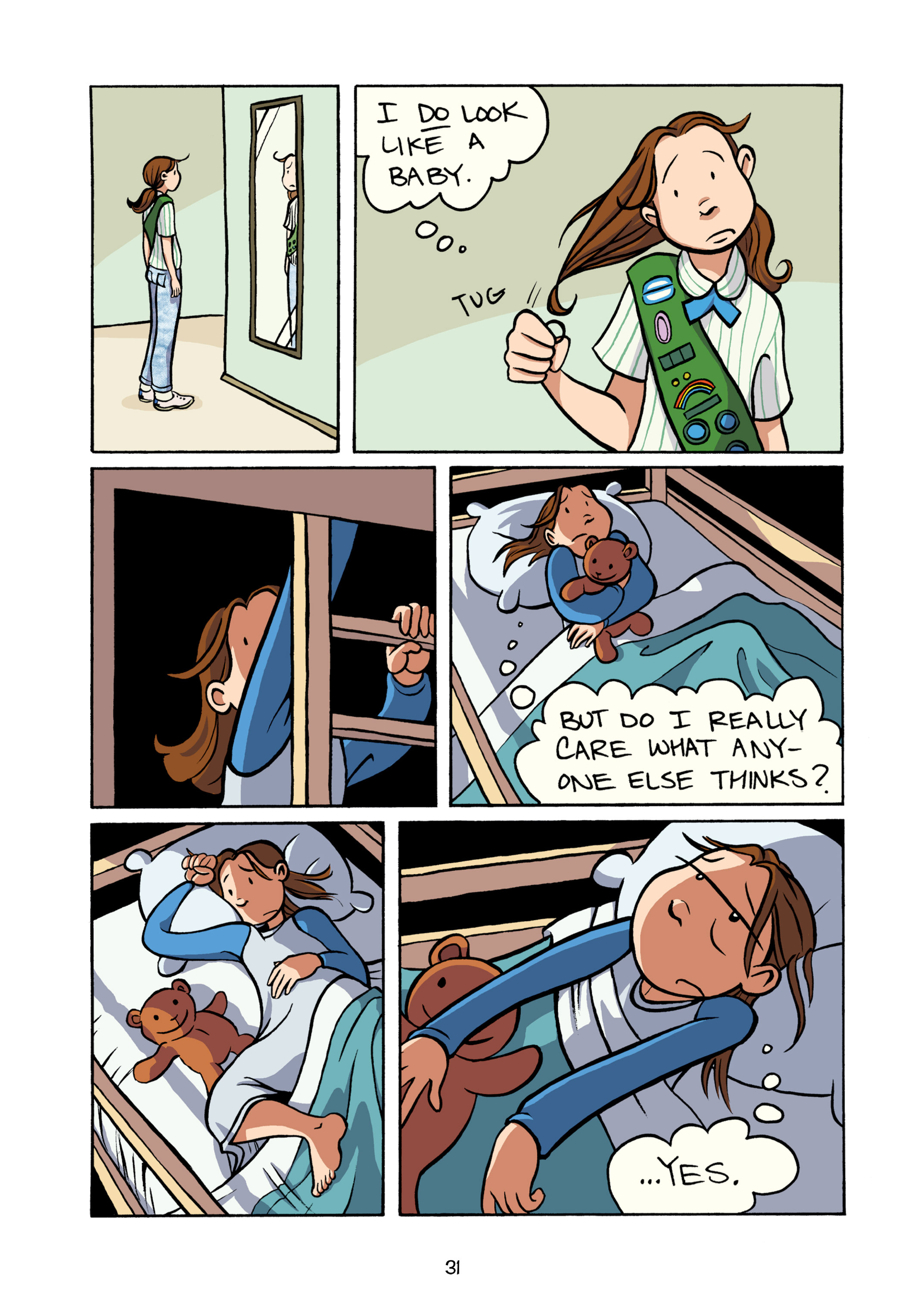 Read online Smile comic -  Issue # TPB - 37