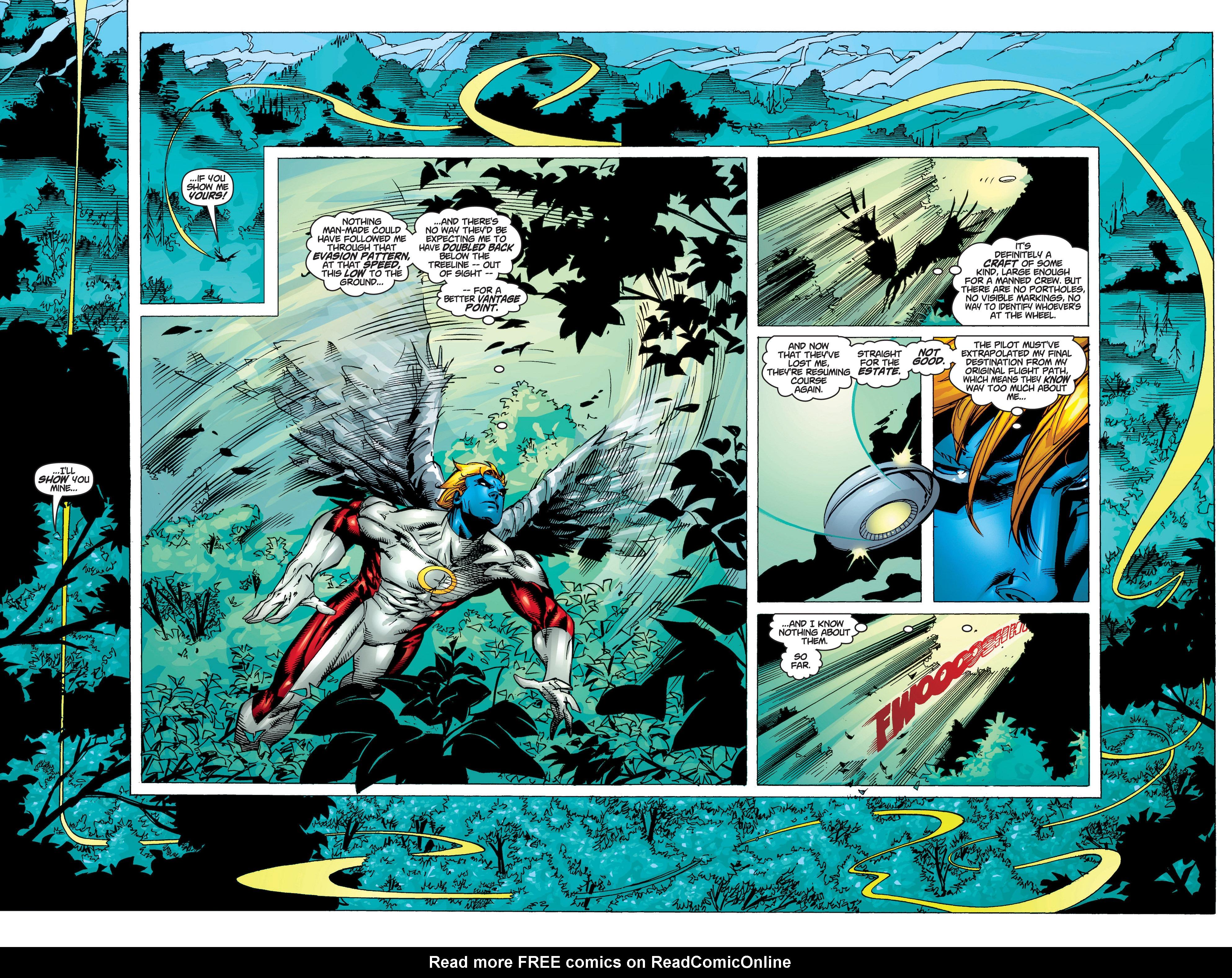 Read online Uncanny X-Men (1963) comic -  Issue #375 - 17