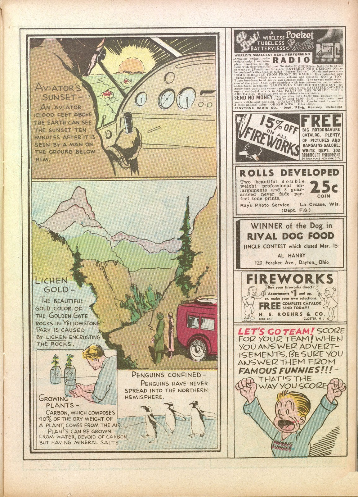 Read online Famous Funnies comic -  Issue #35 - 17