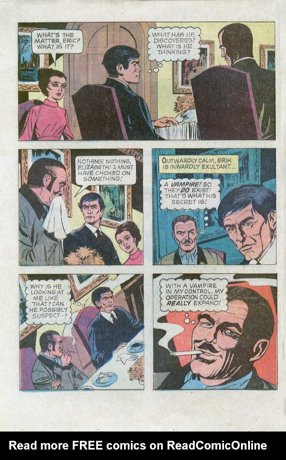 Dark Shadows (1969) issue 18 - Page 16