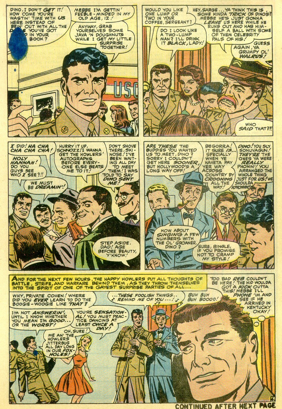 Read online Sgt. Fury comic -  Issue #82 - 9