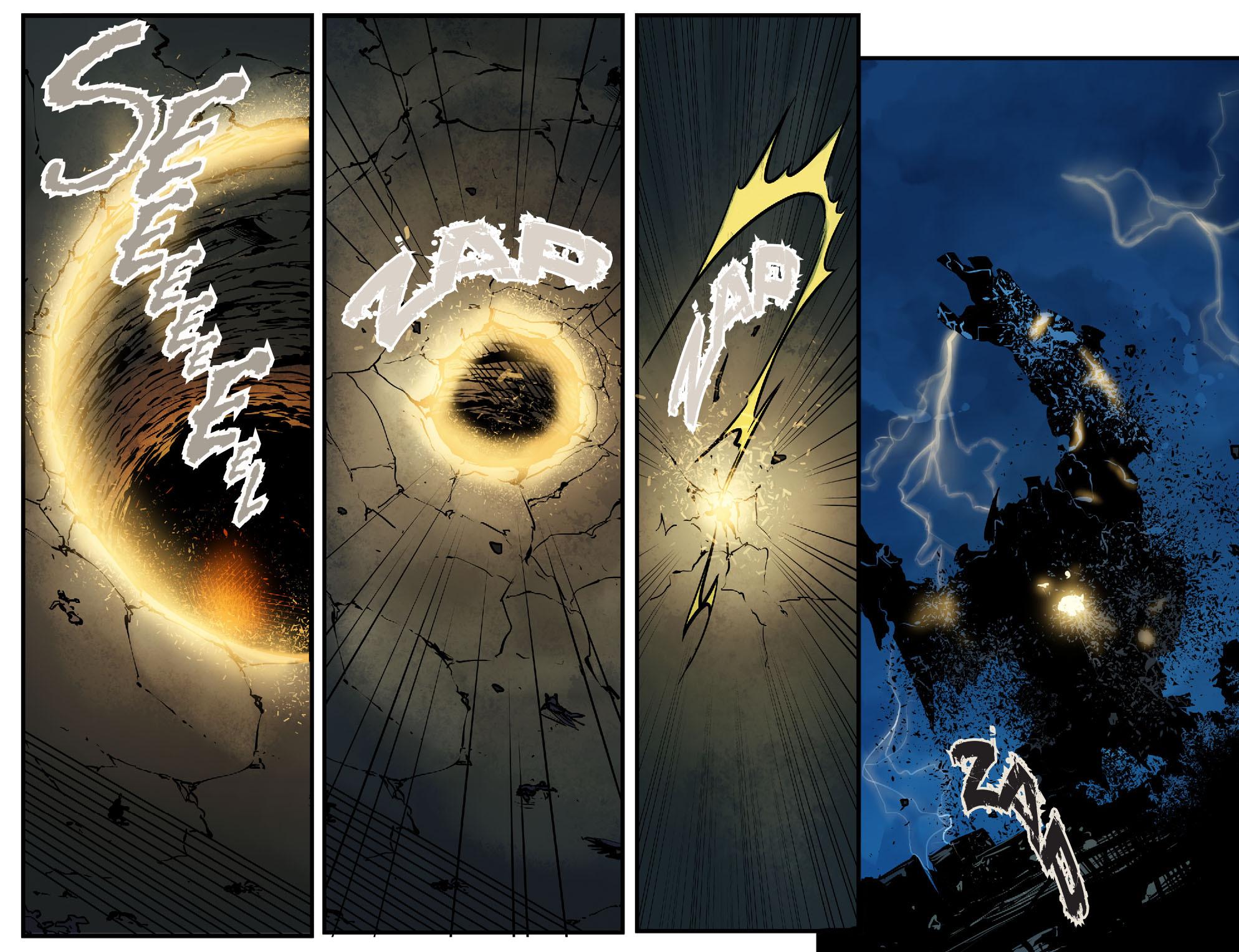 Read online Smallville: Season 11 comic -  Issue #68 - 20