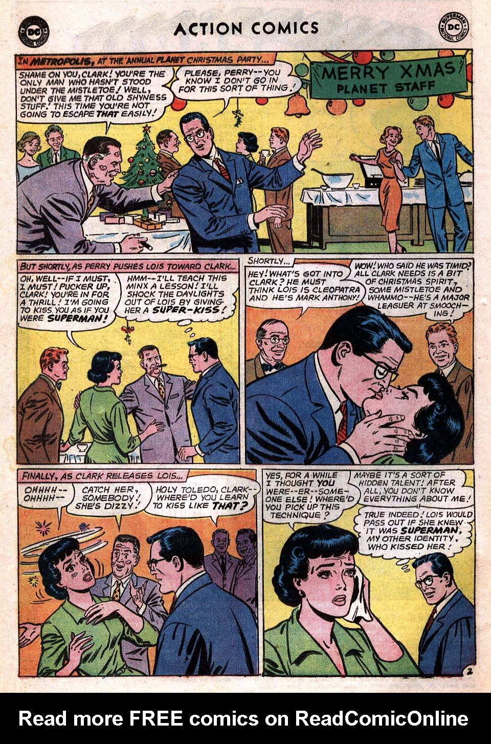 Read online Action Comics (1938) comic -  Issue #306 - 3
