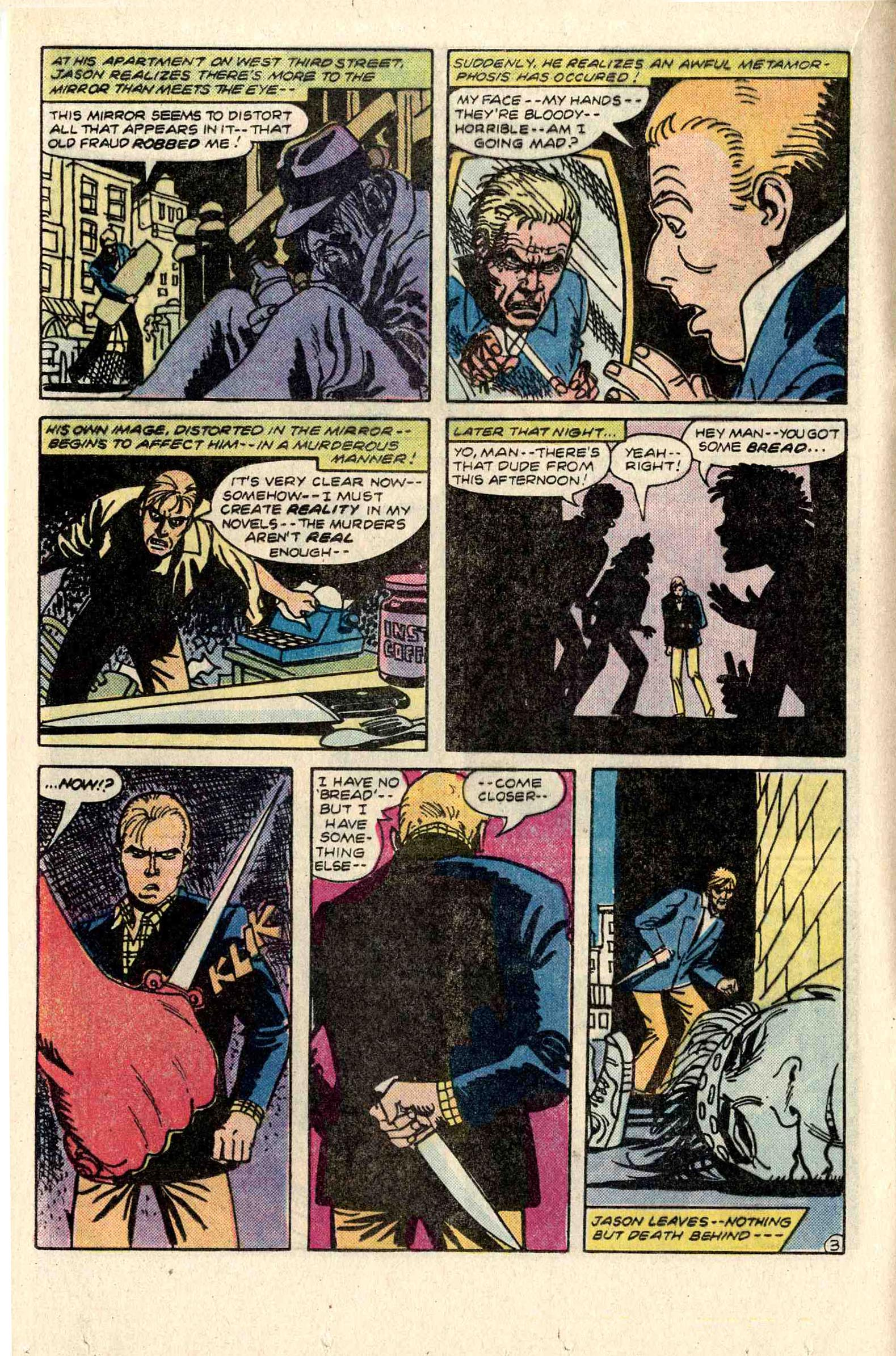Read online Secrets of Haunted House comic -  Issue #46 - 16