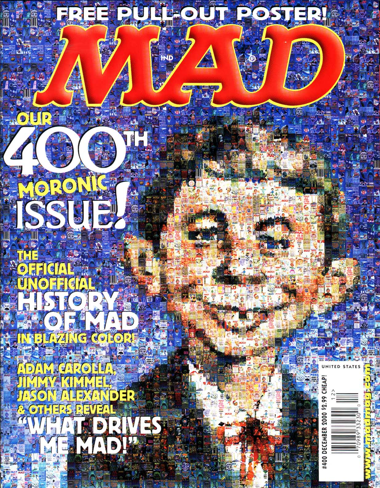 MAD issue 400 - Page 1