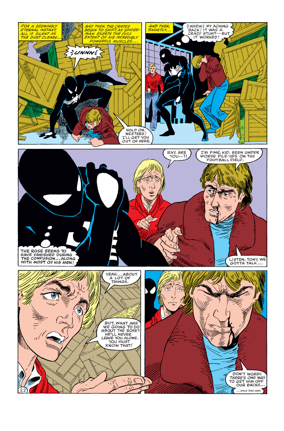 The Amazing Spider-Man (1963) 253 Page 22