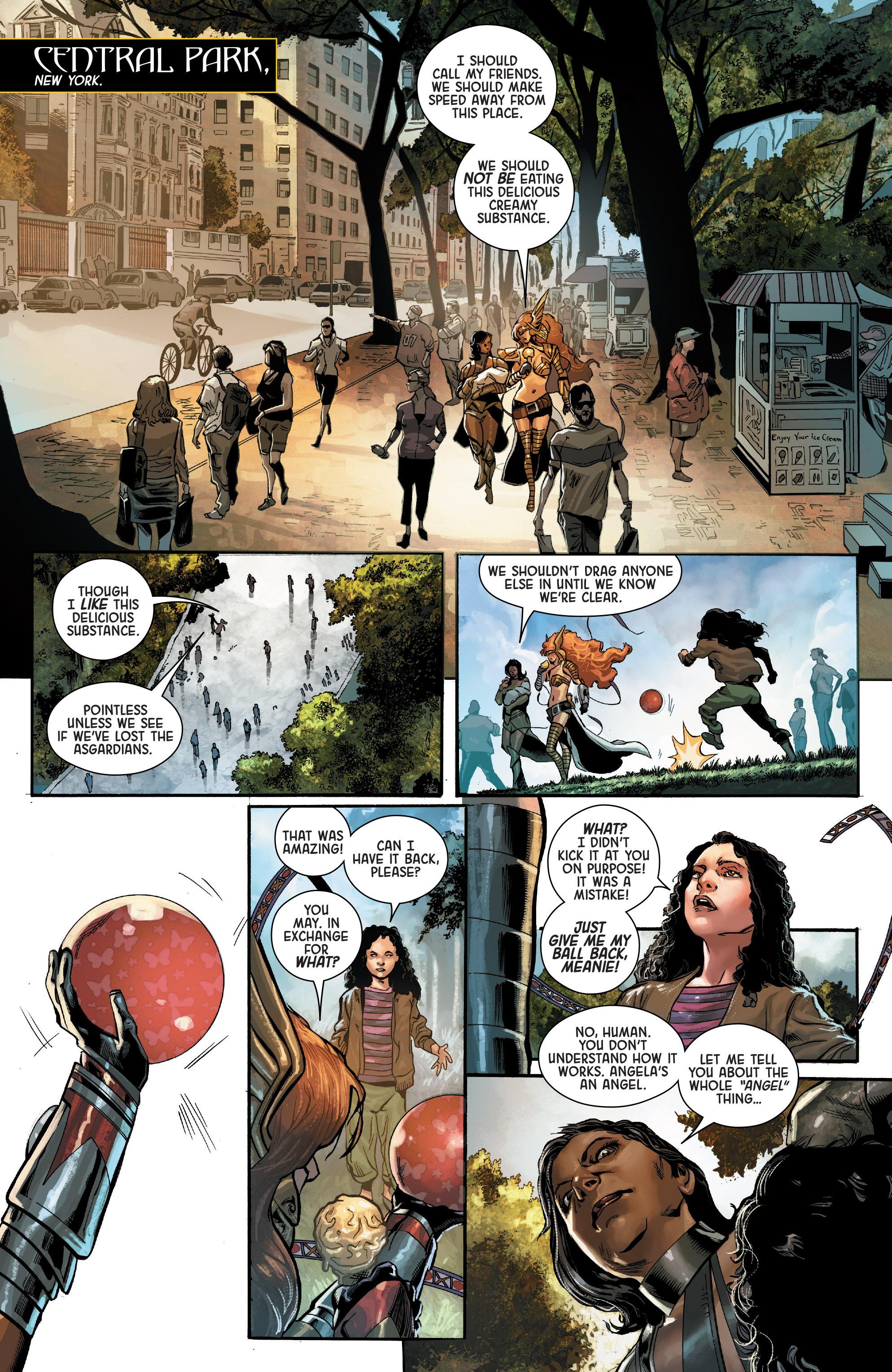 Read online Angela: Asgard's Assassin comic -  Issue #2 - 14