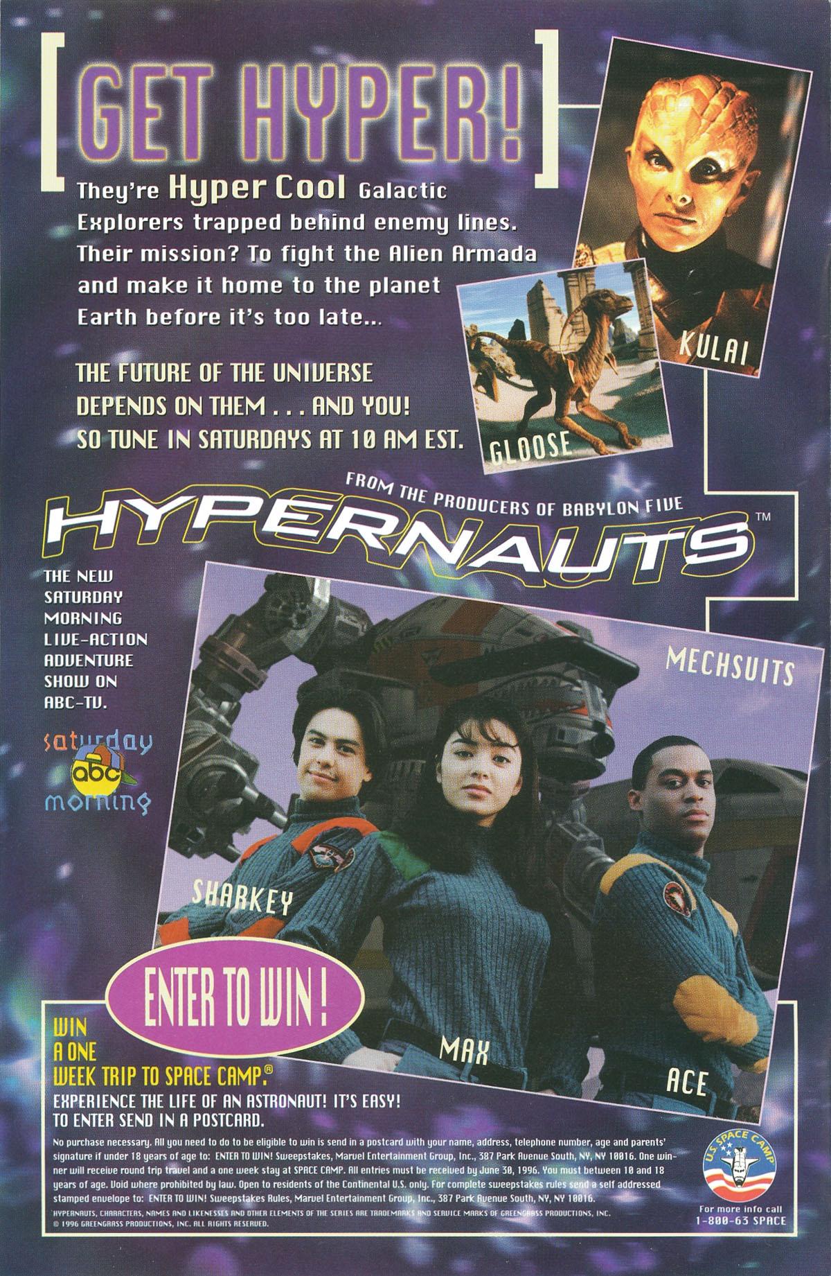 Read online UltraForce (1995) comic -  Issue #6 - 2