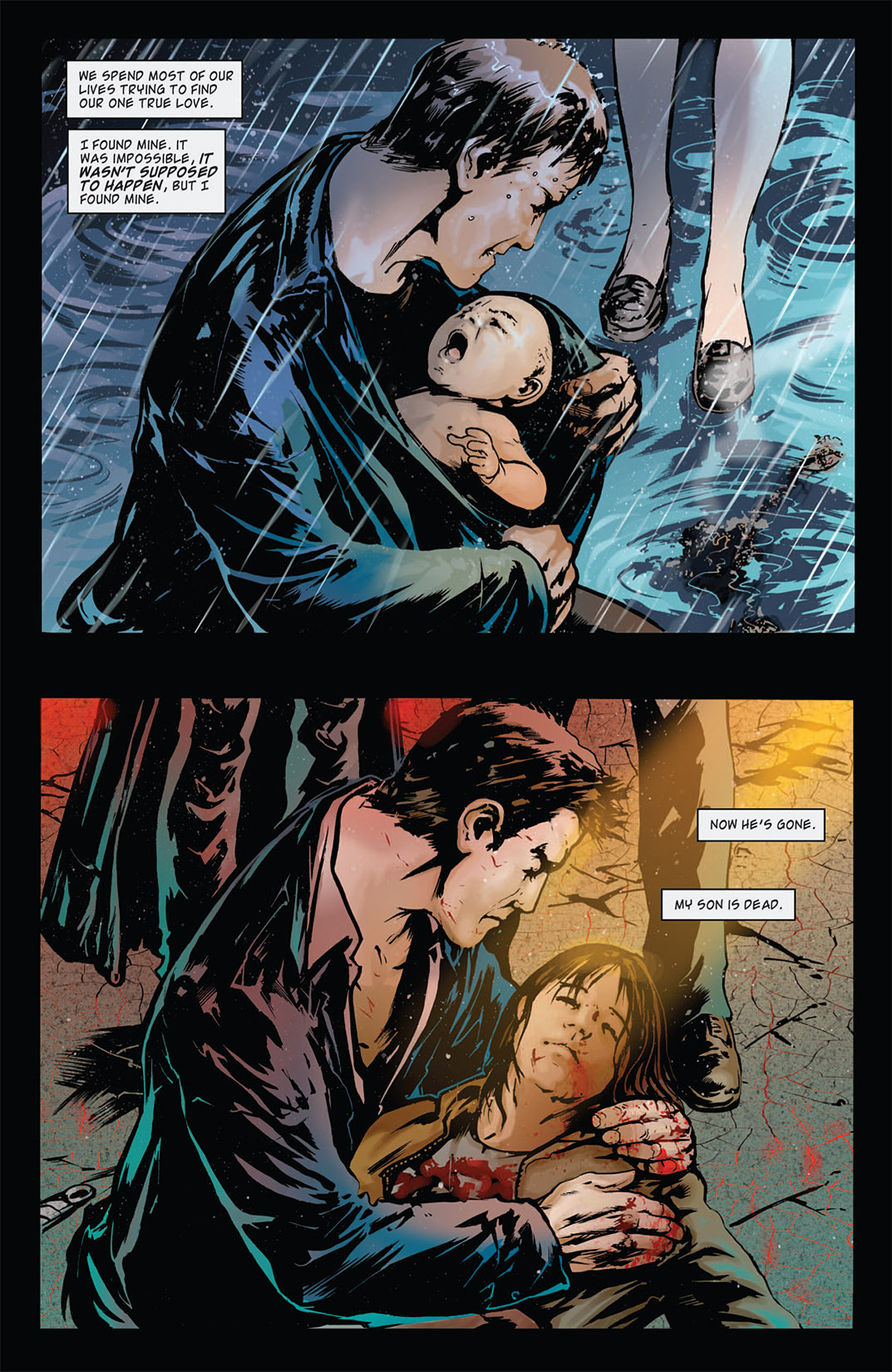 Read online Angel: After The Fall comic -  Issue #16 - 4
