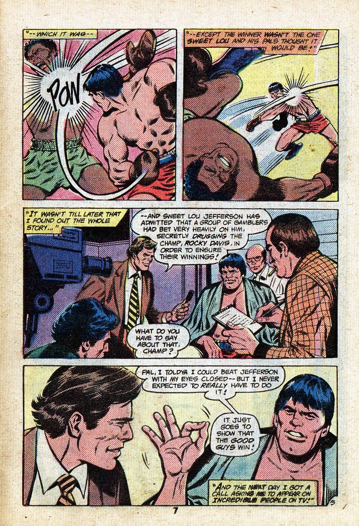 Read online Adventure Comics (1938) comic -  Issue #494 - 7