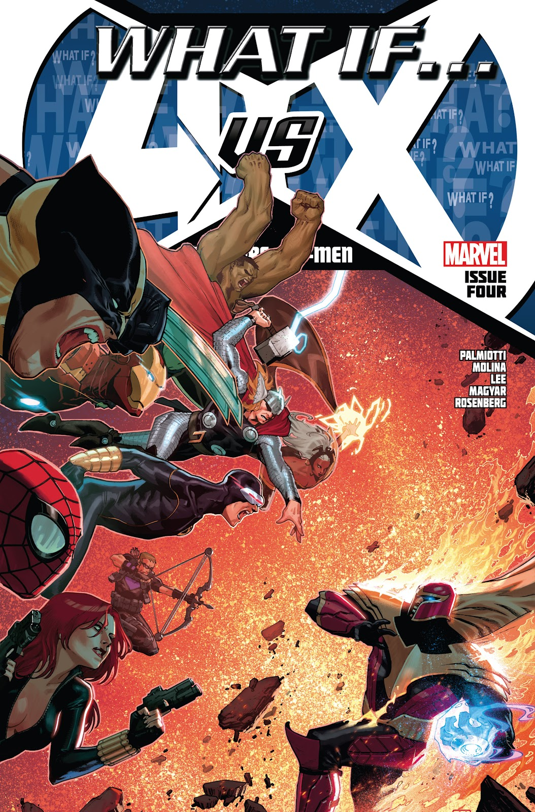 Read online What If? AvX comic -  Issue #4 - 1