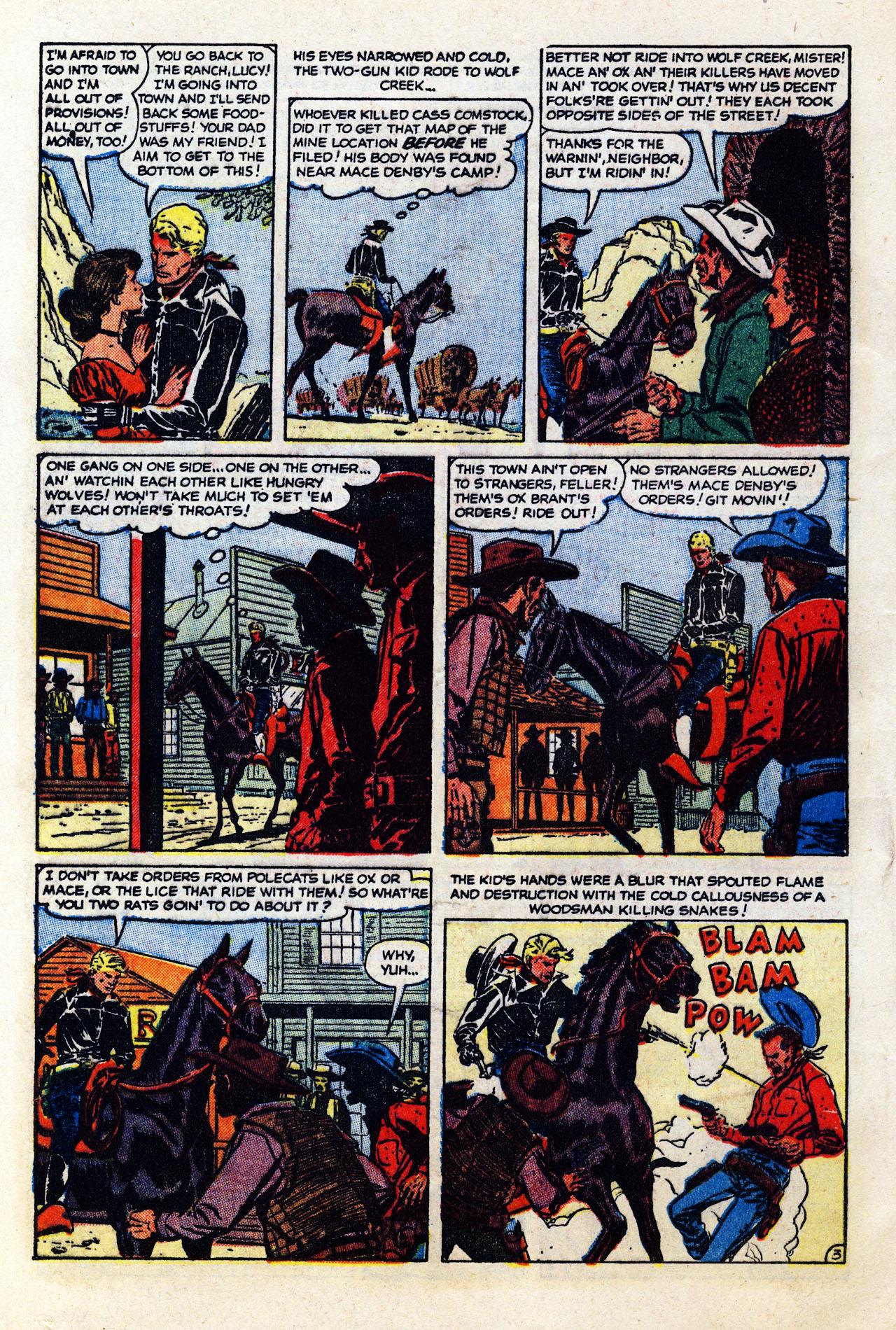 Read online Two-Gun Kid comic -  Issue #12 - 13