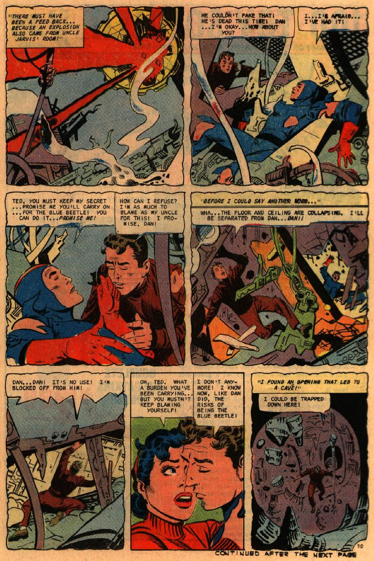 Blue Beetle (1967) issue 2 - Page 13