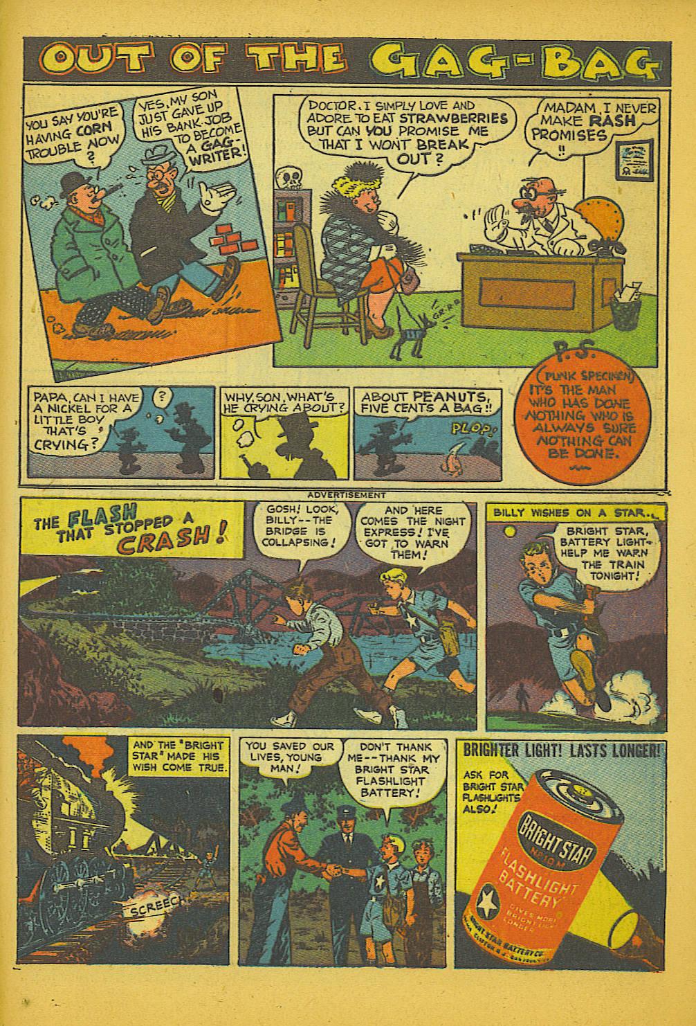 Read online Sensation (Mystery) Comics comic -  Issue #66 - 41