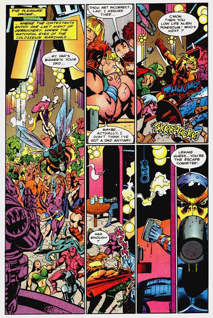 Read online Battletide comic -  Issue #3 - 9