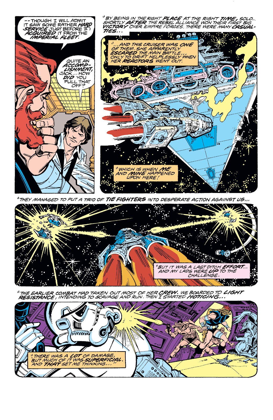 Read online Star Wars Legends: The Original Marvel Years - Epic Collection comic -  Issue # TPB 1 (Part 3) - 22