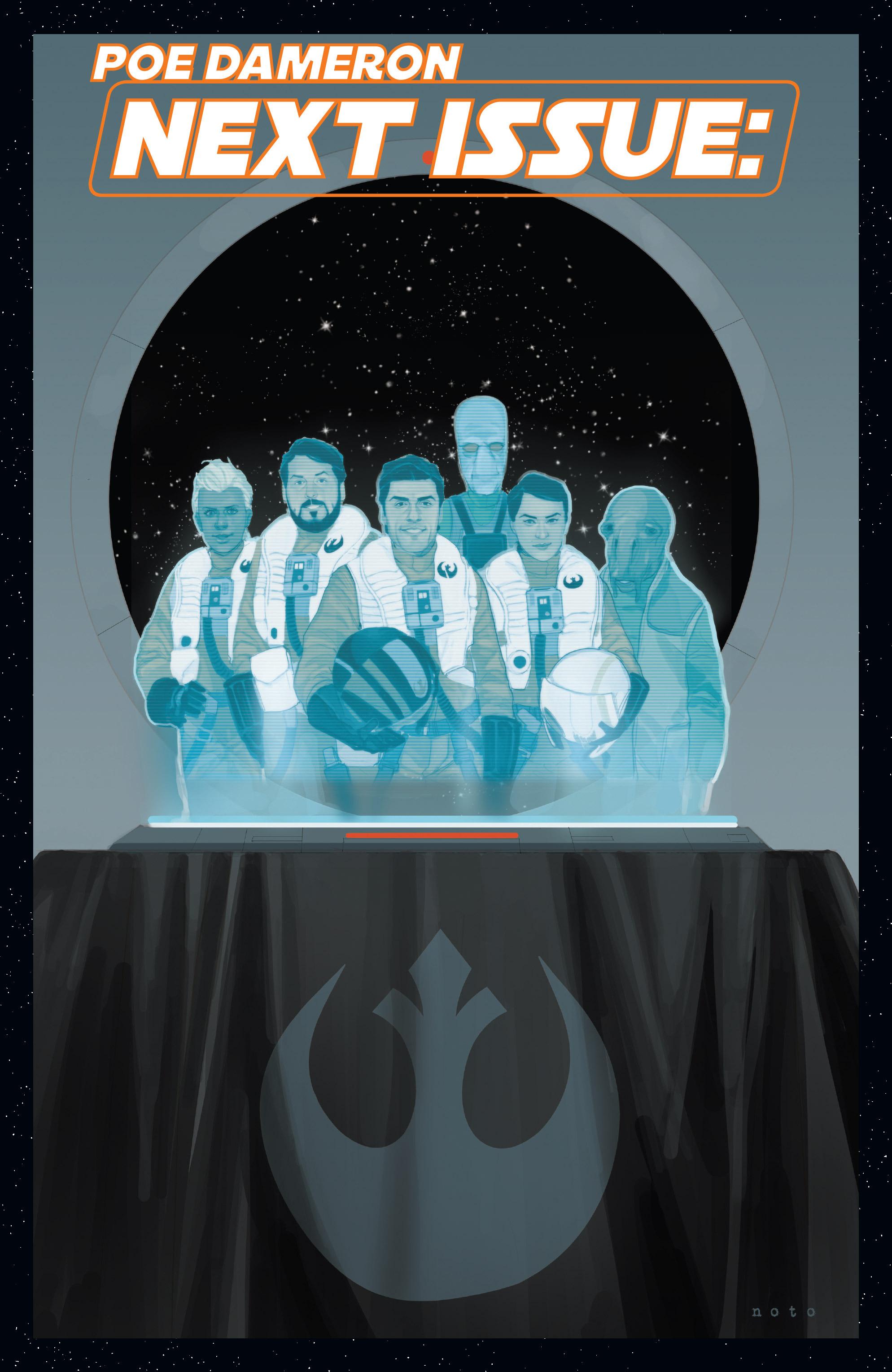 Read online Star Wars: Poe Dameron comic -  Issue #13 - 23