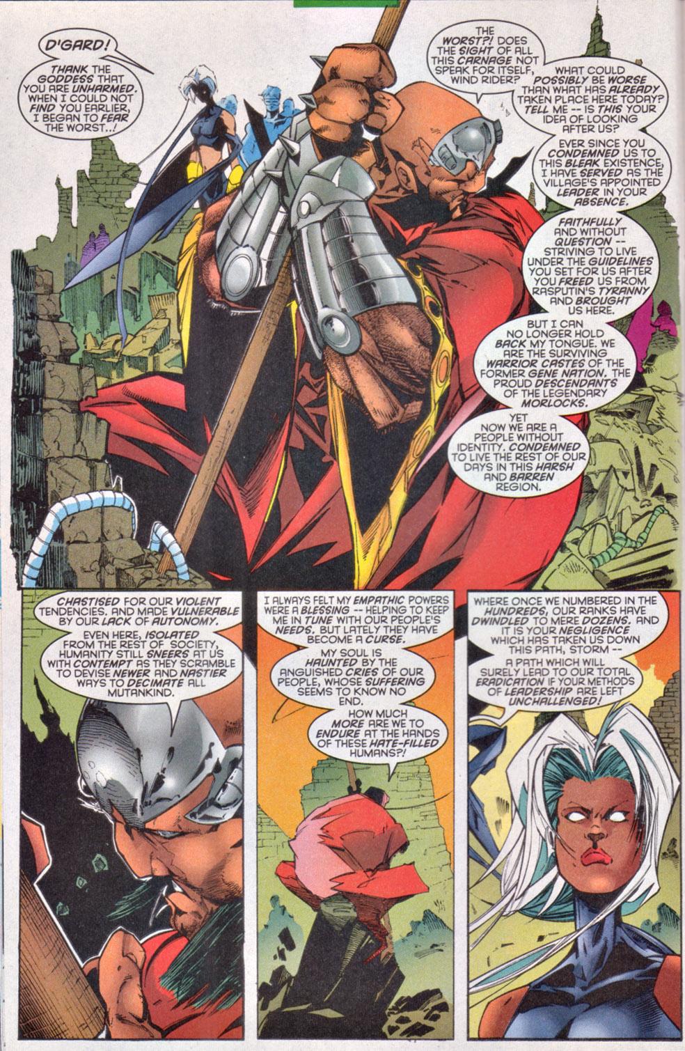 Read online Uncanny X-Men (1963) comic -  Issue # _Annual 1997 - 9