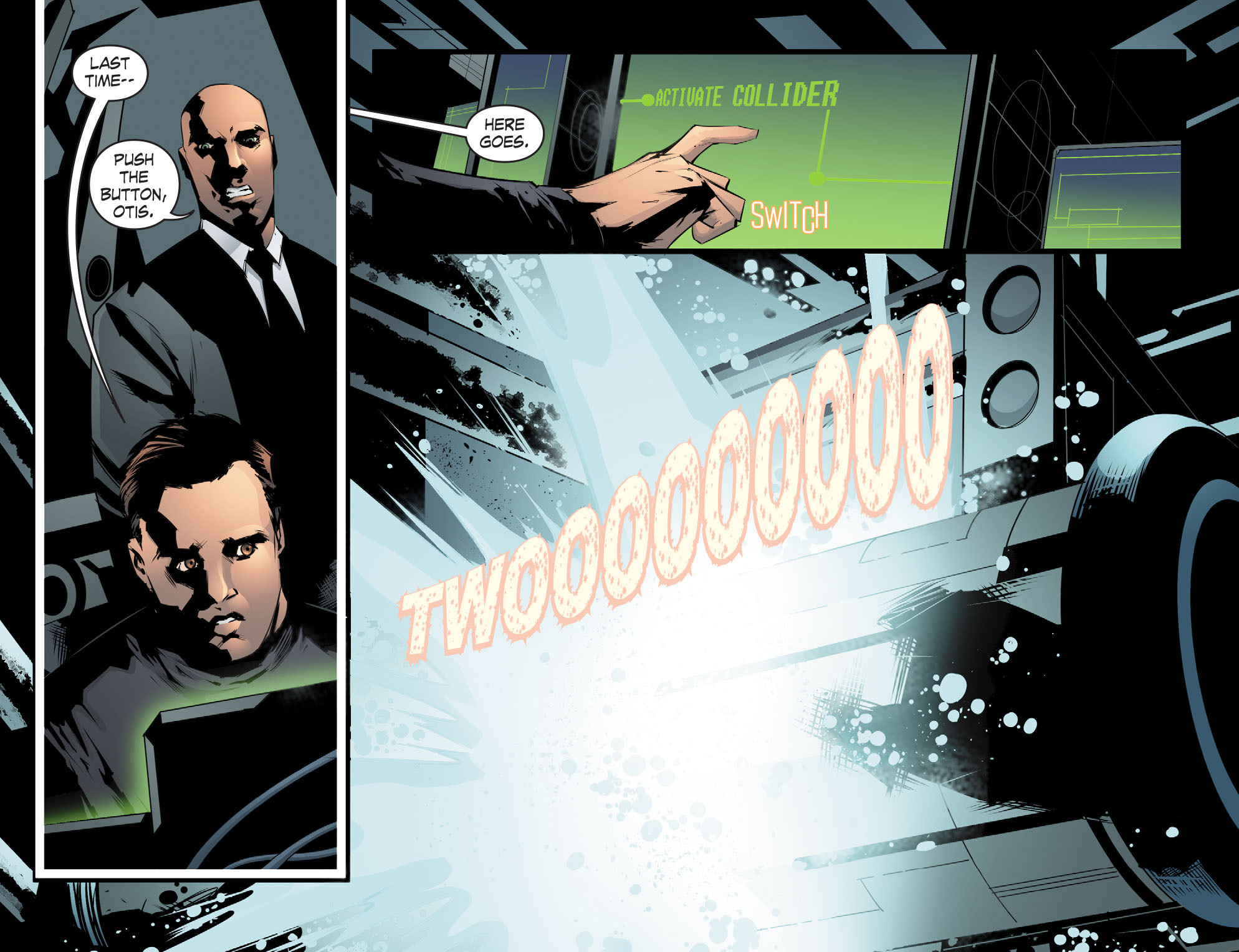 Read online Smallville: Chaos [II] comic -  Issue #8 - 11