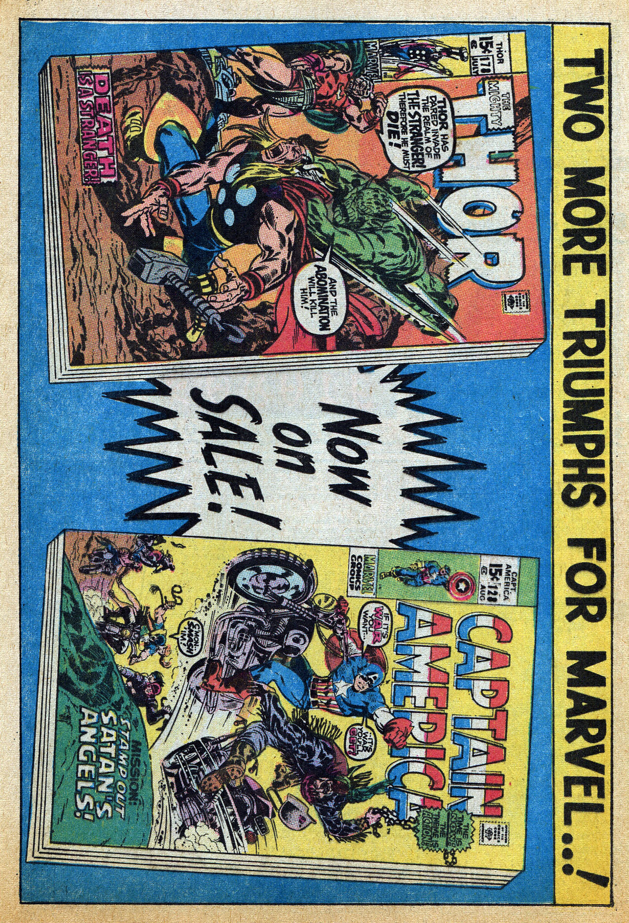 Read online Amazing Adventures (1970) comic -  Issue #1 - 32