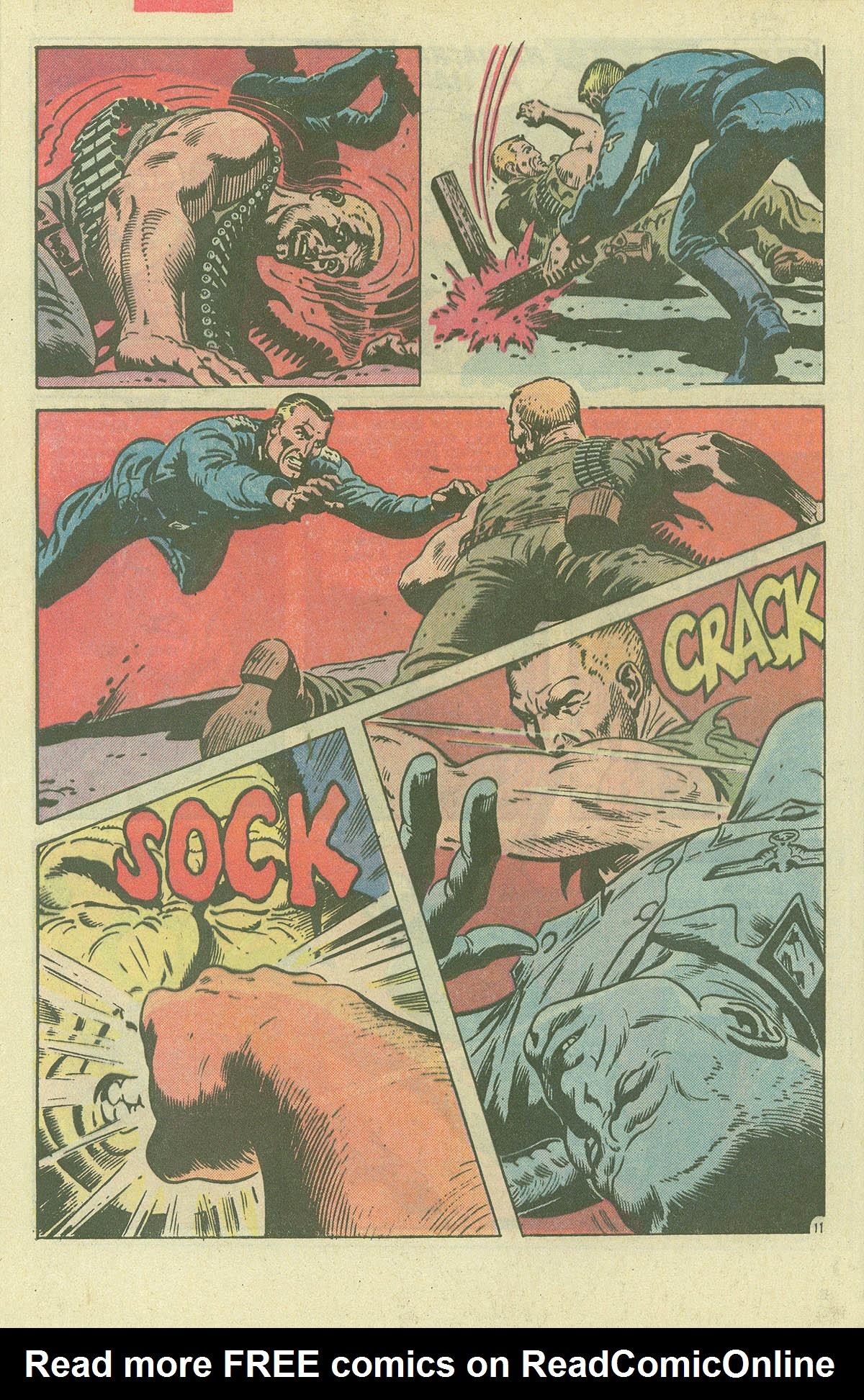 Read online Sgt. Rock comic -  Issue #396 - 29