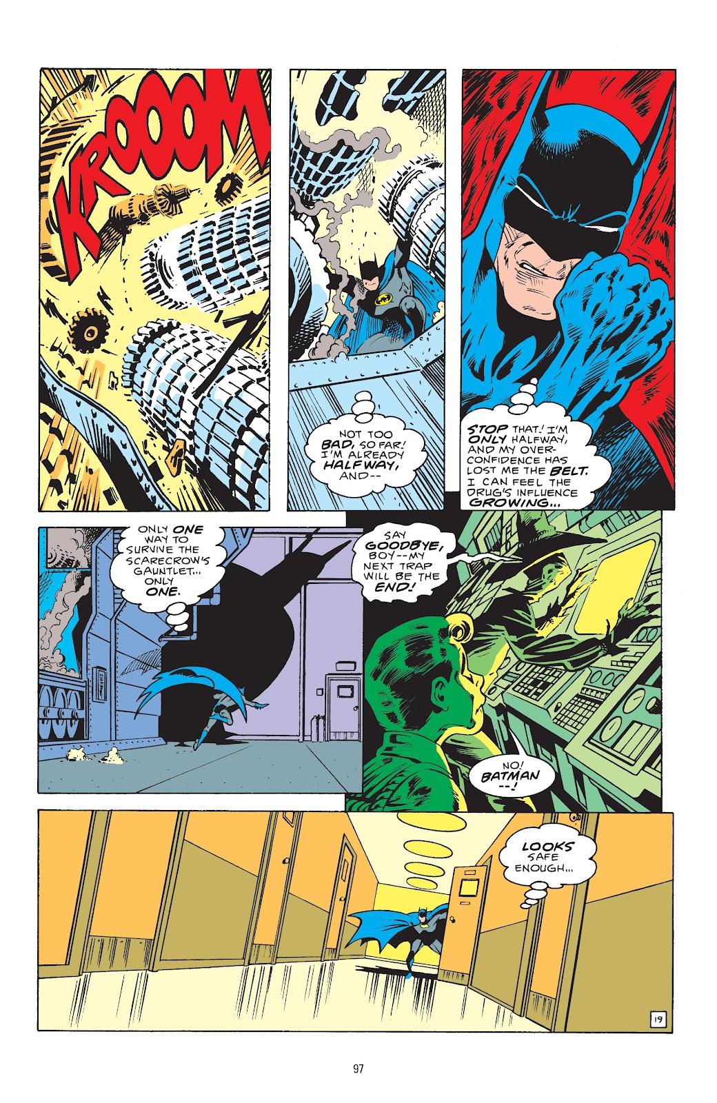 Read online Detective Comics (1937) comic -  Issue # _TPB Batman - The Dark Knight Detective 1 (Part 1) - 97