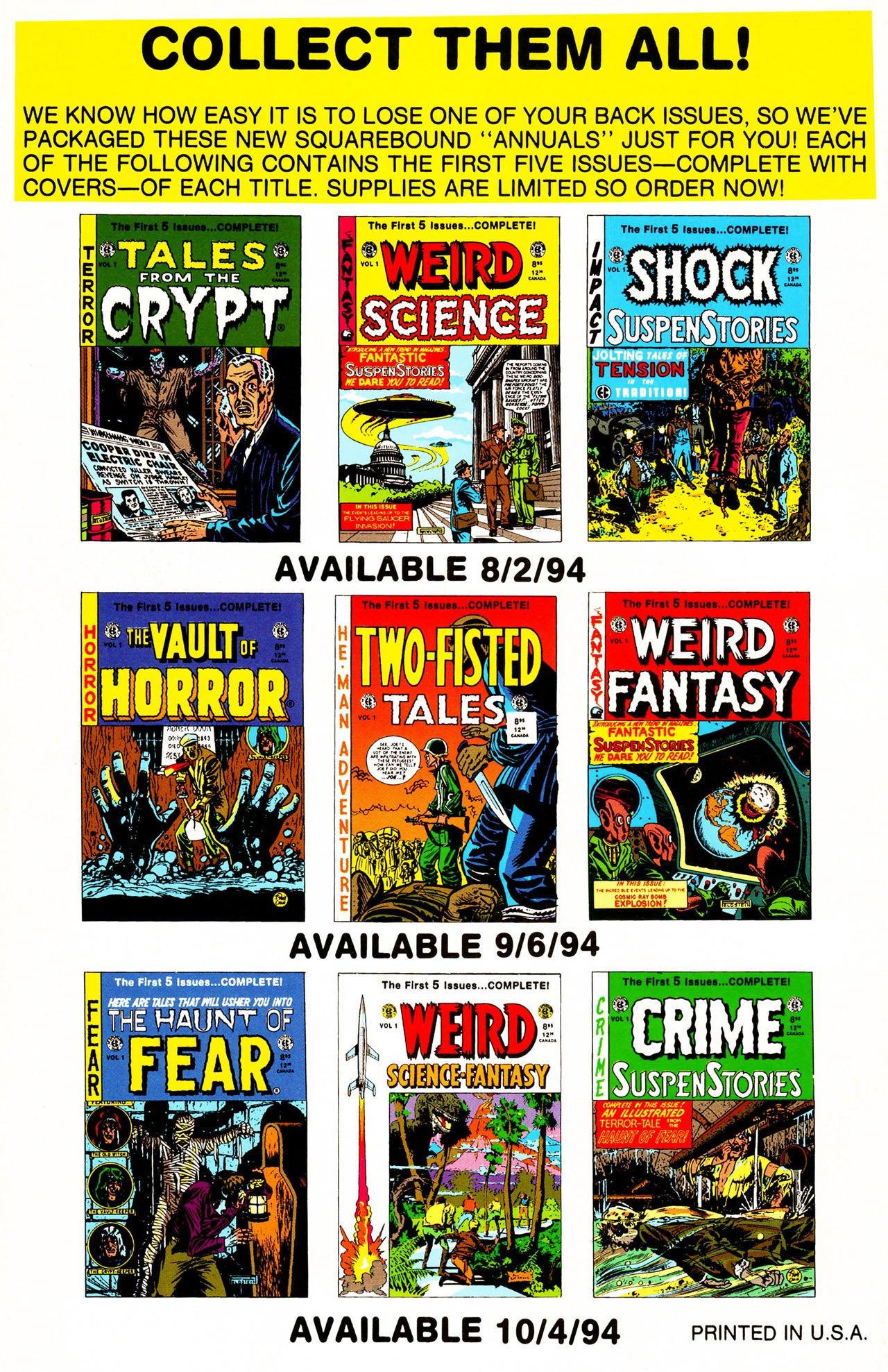 Read online Shock SuspenStories comic -  Issue #10 - 36