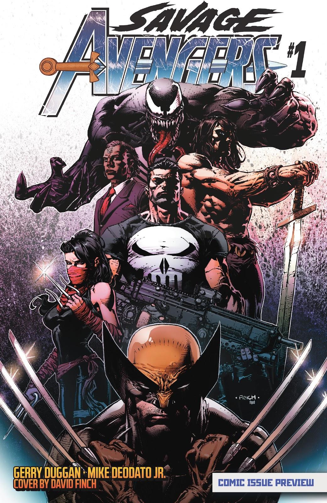 Read online Avengers Start Here Sampler 2019 comic -  Issue # Full - 3