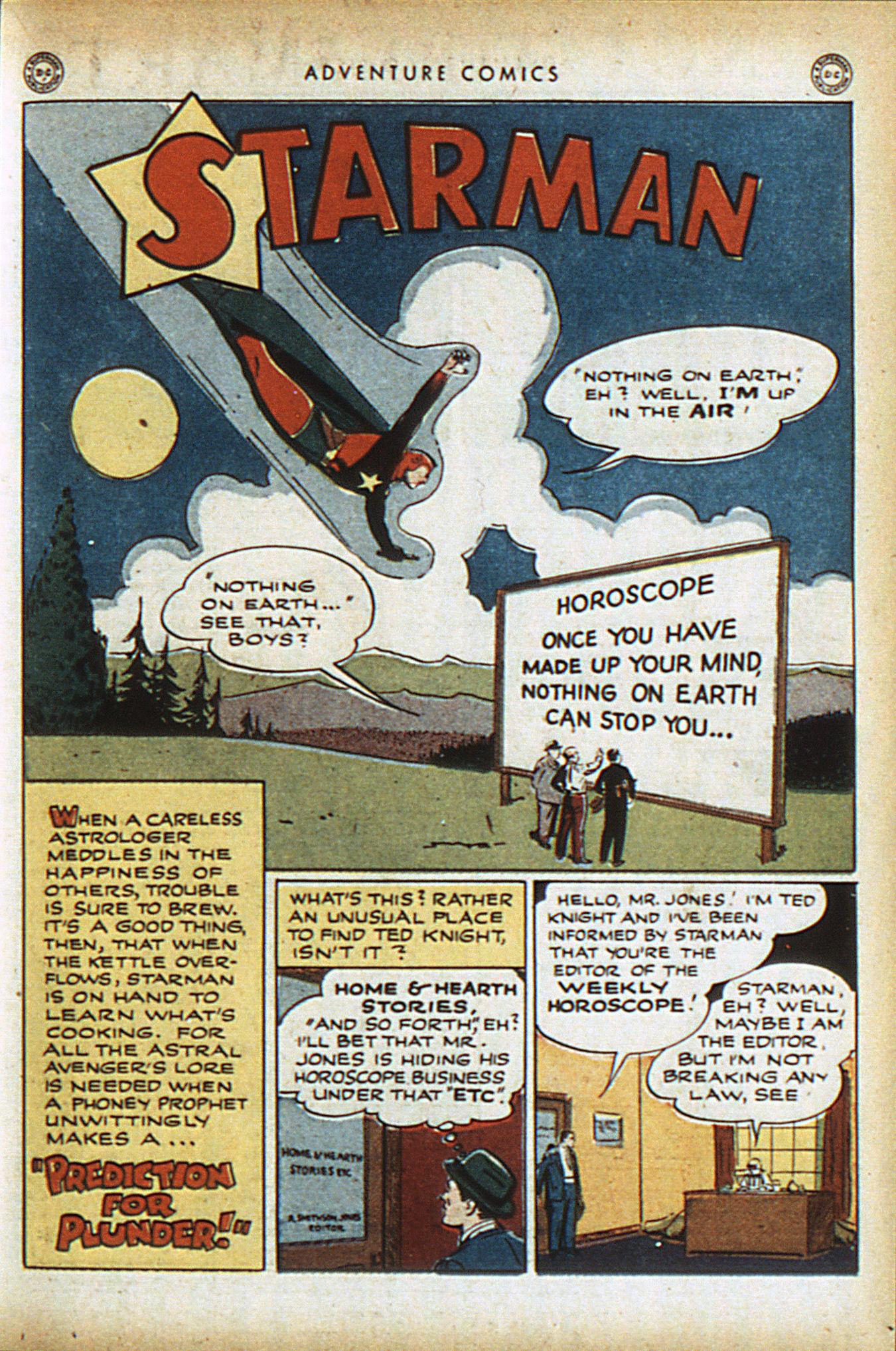 Read online Adventure Comics (1938) comic -  Issue #96 - 34