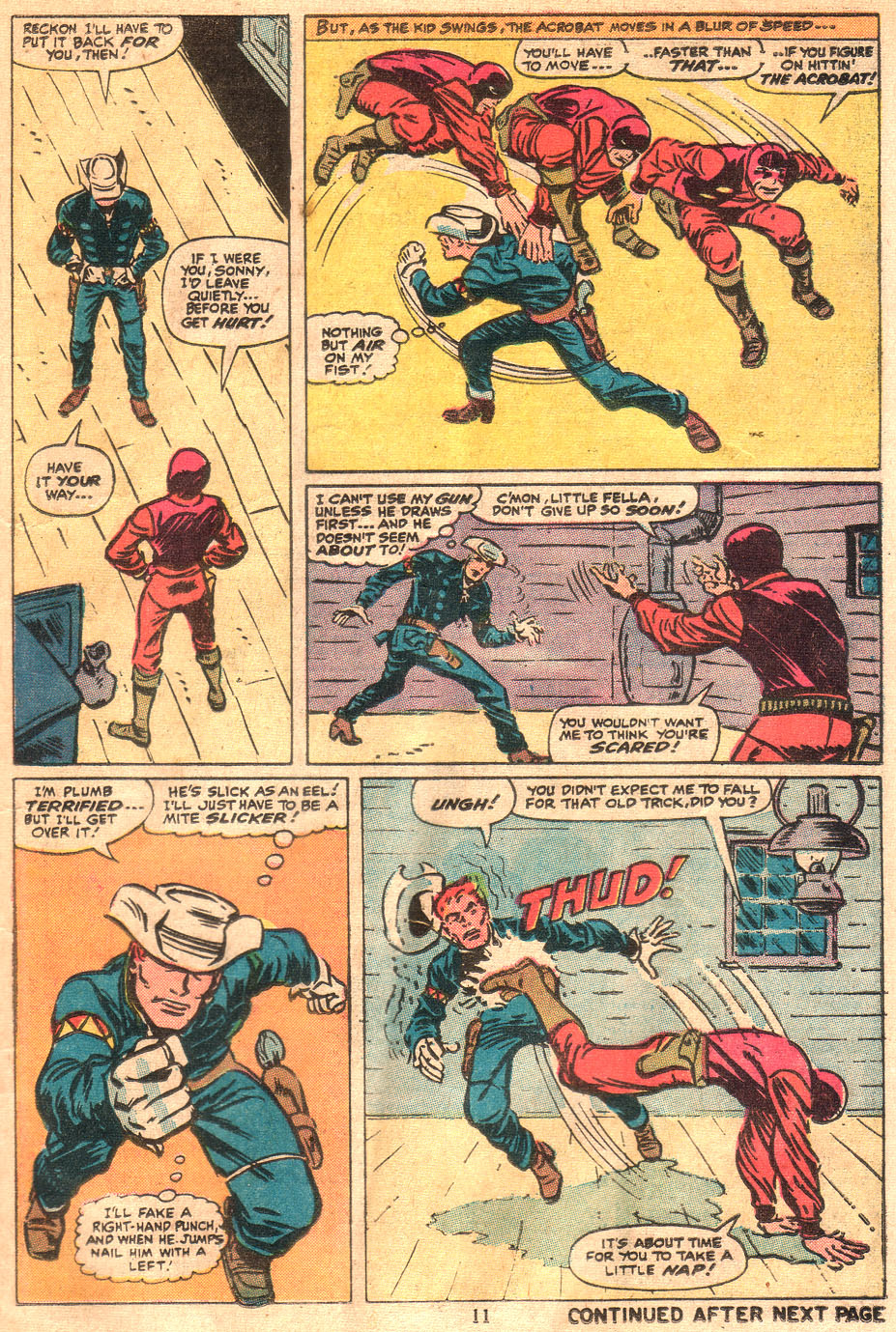 The Rawhide Kid (1955) issue 118 - Page 13