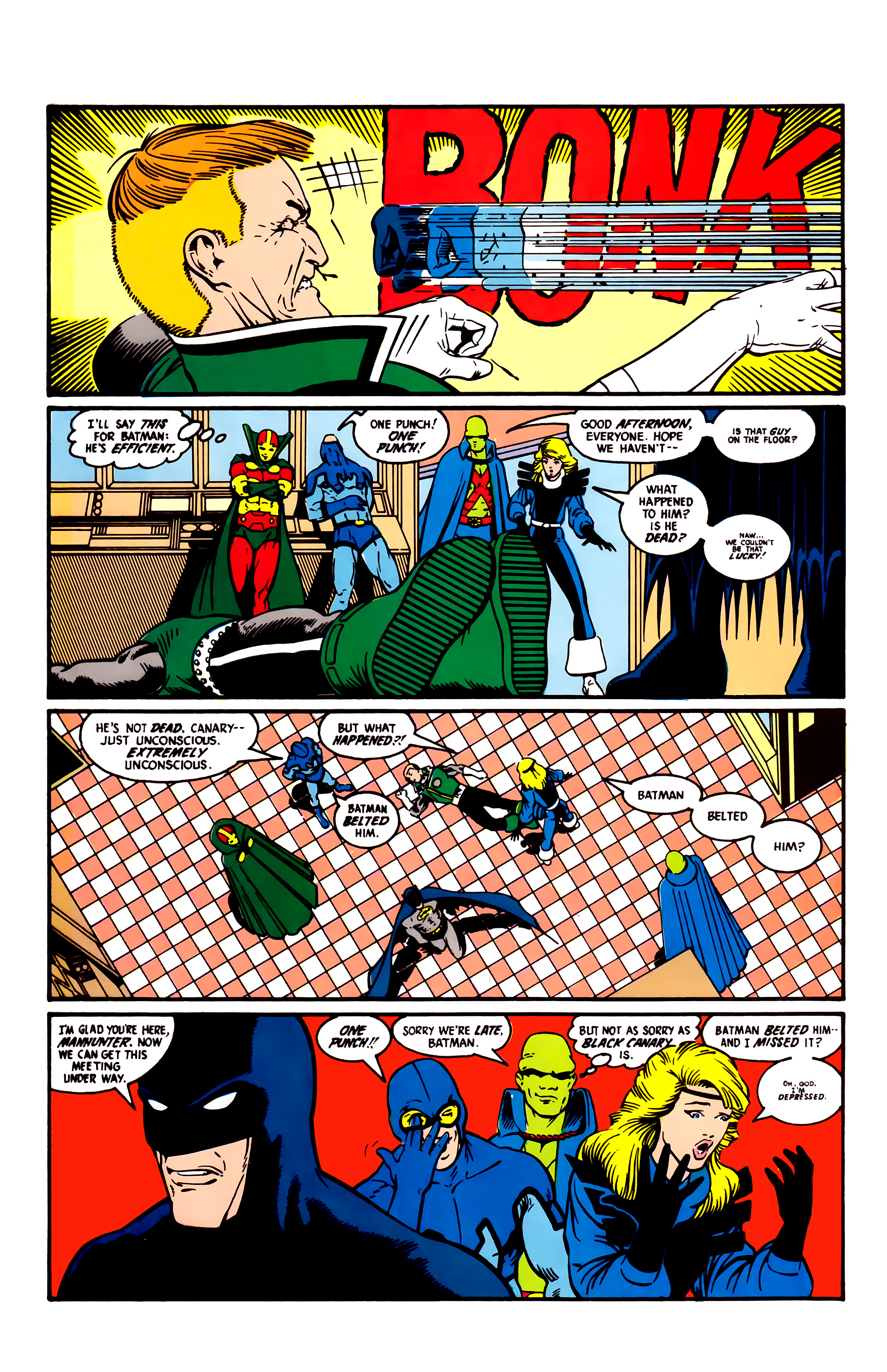 Read online Justice League (1987) comic -  Issue #5 - 15