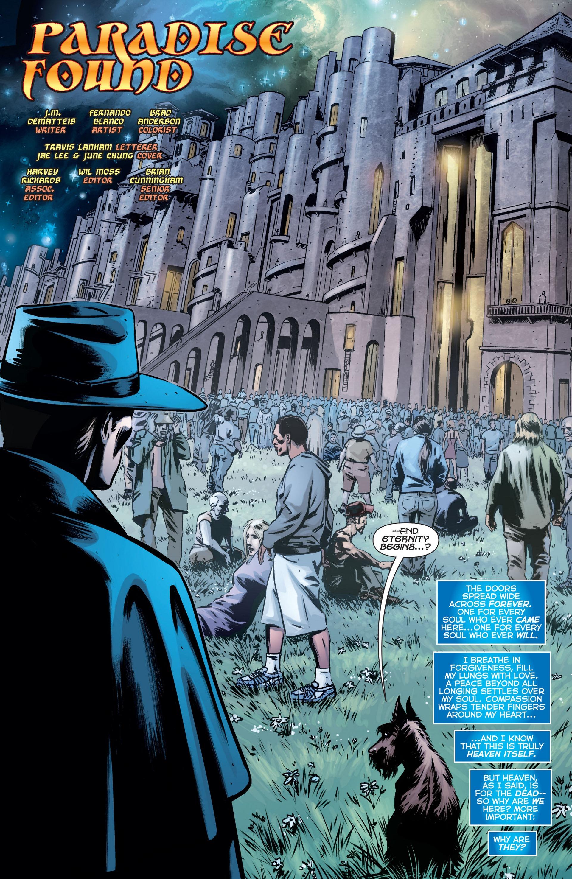 Read online Trinity of Sin: The Phantom Stranger comic -  Issue #10 - 4