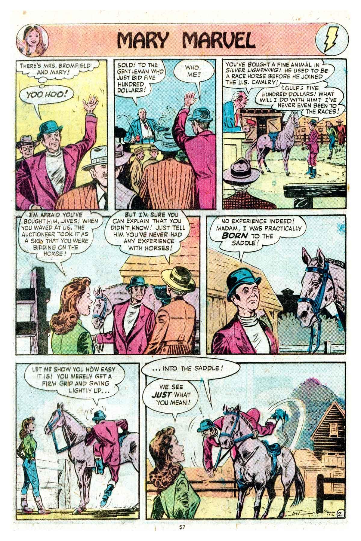 Read online Shazam! (1973) comic -  Issue #17 - 57