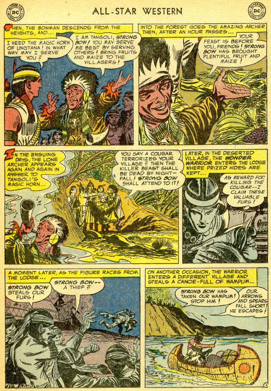 All-Star Western (1951) issue 81 - Page 12