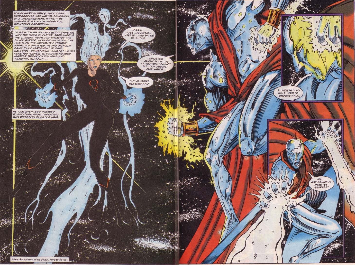 Read online Cyberspace 3000 comic -  Issue #4 - 16