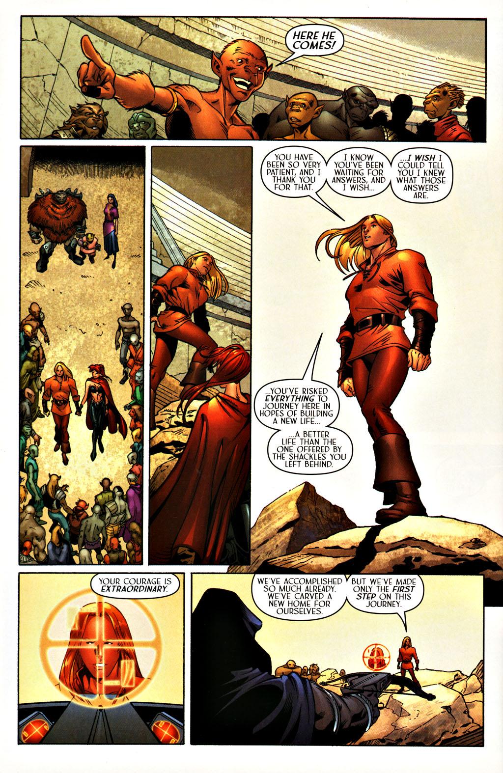 Read online Scion comic -  Issue #27 - 14