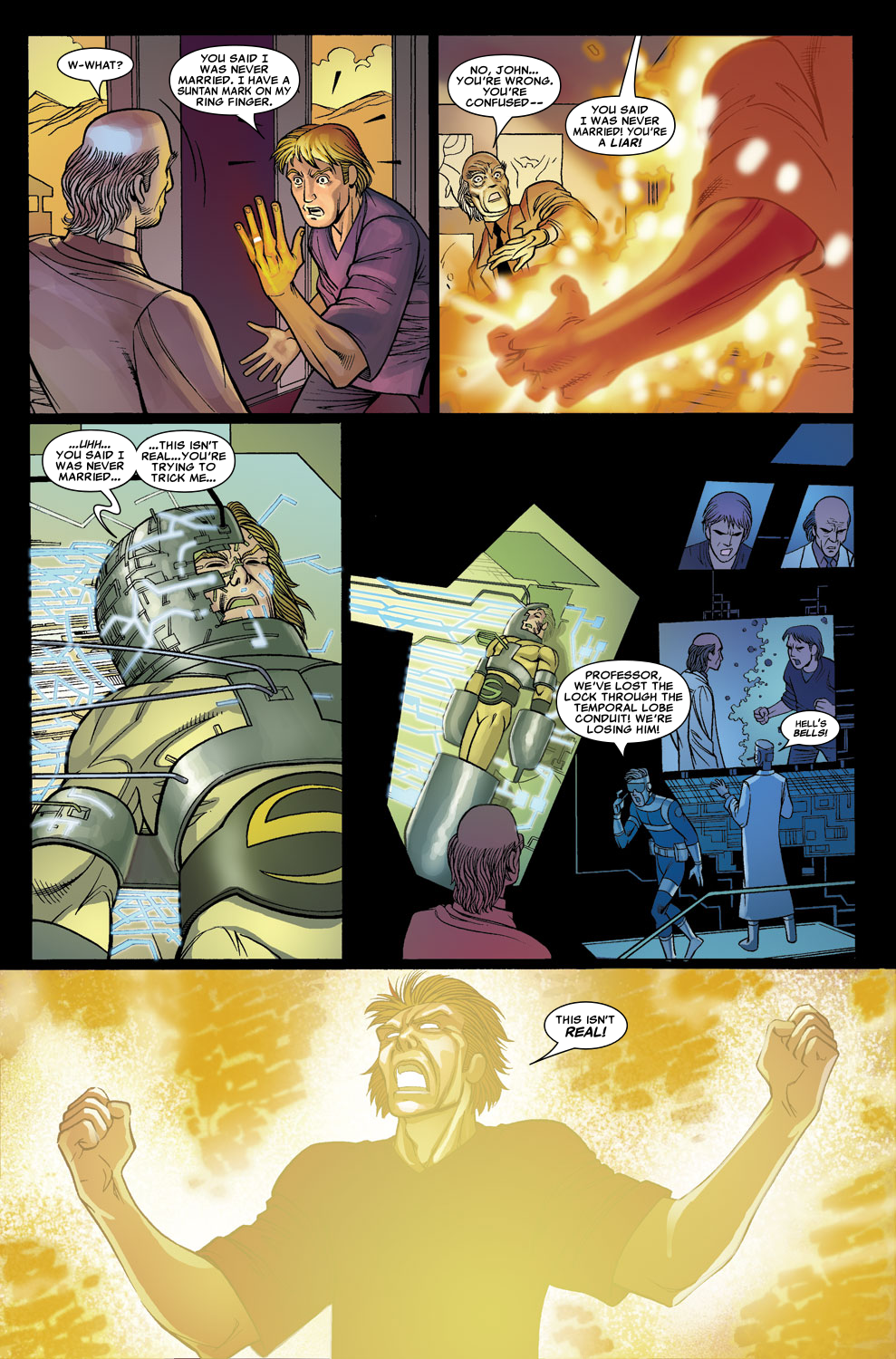 Read online Sentry (2006) comic -  Issue #7 - 14