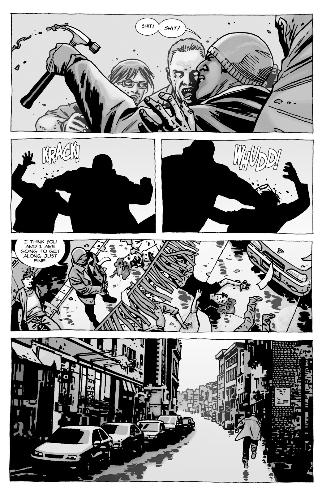 The Walking Dead issue Special - Tyreese Special - Page 5