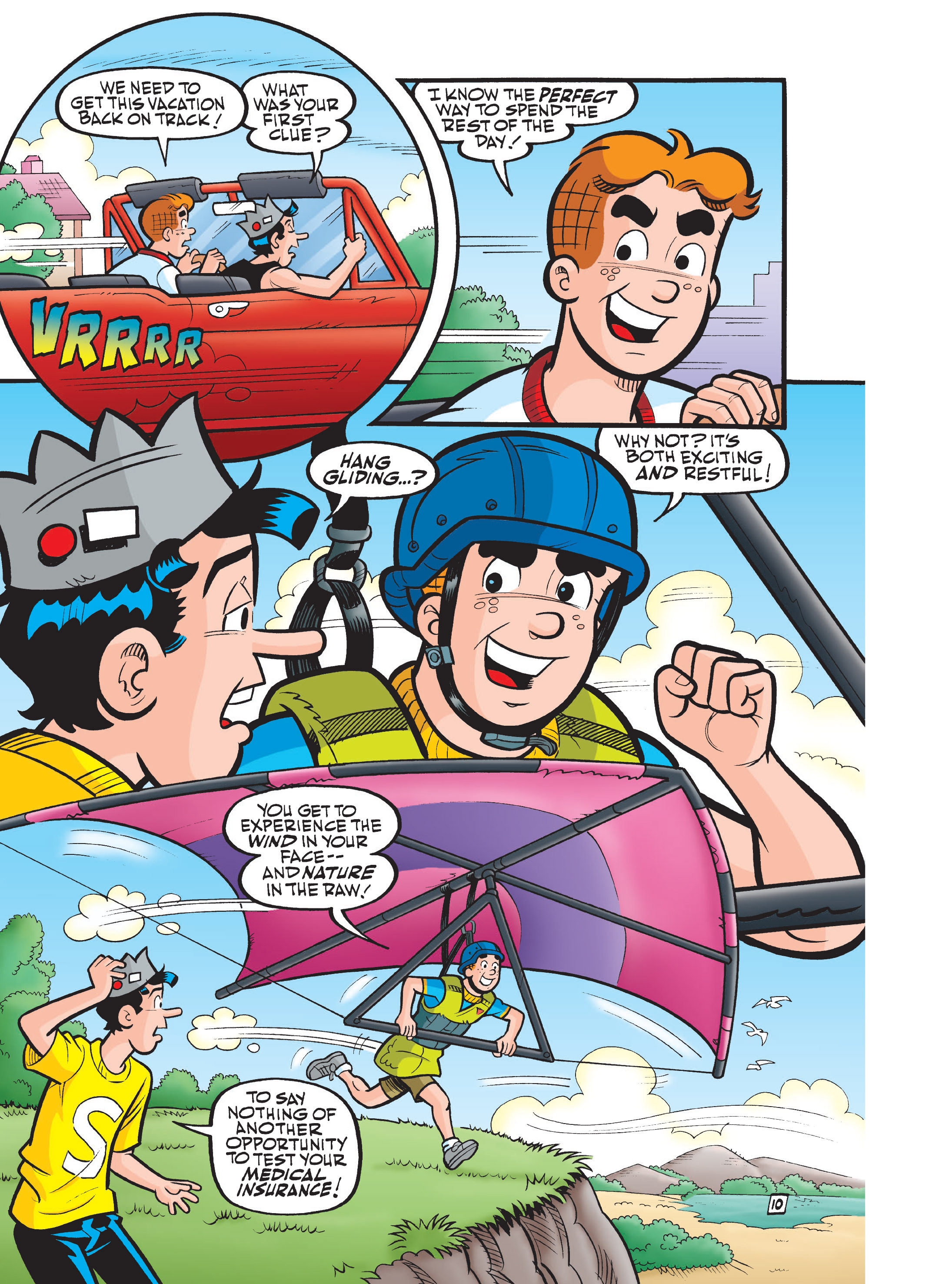 Read online Archie 75th Anniversary Digest comic -  Issue #1 - 178