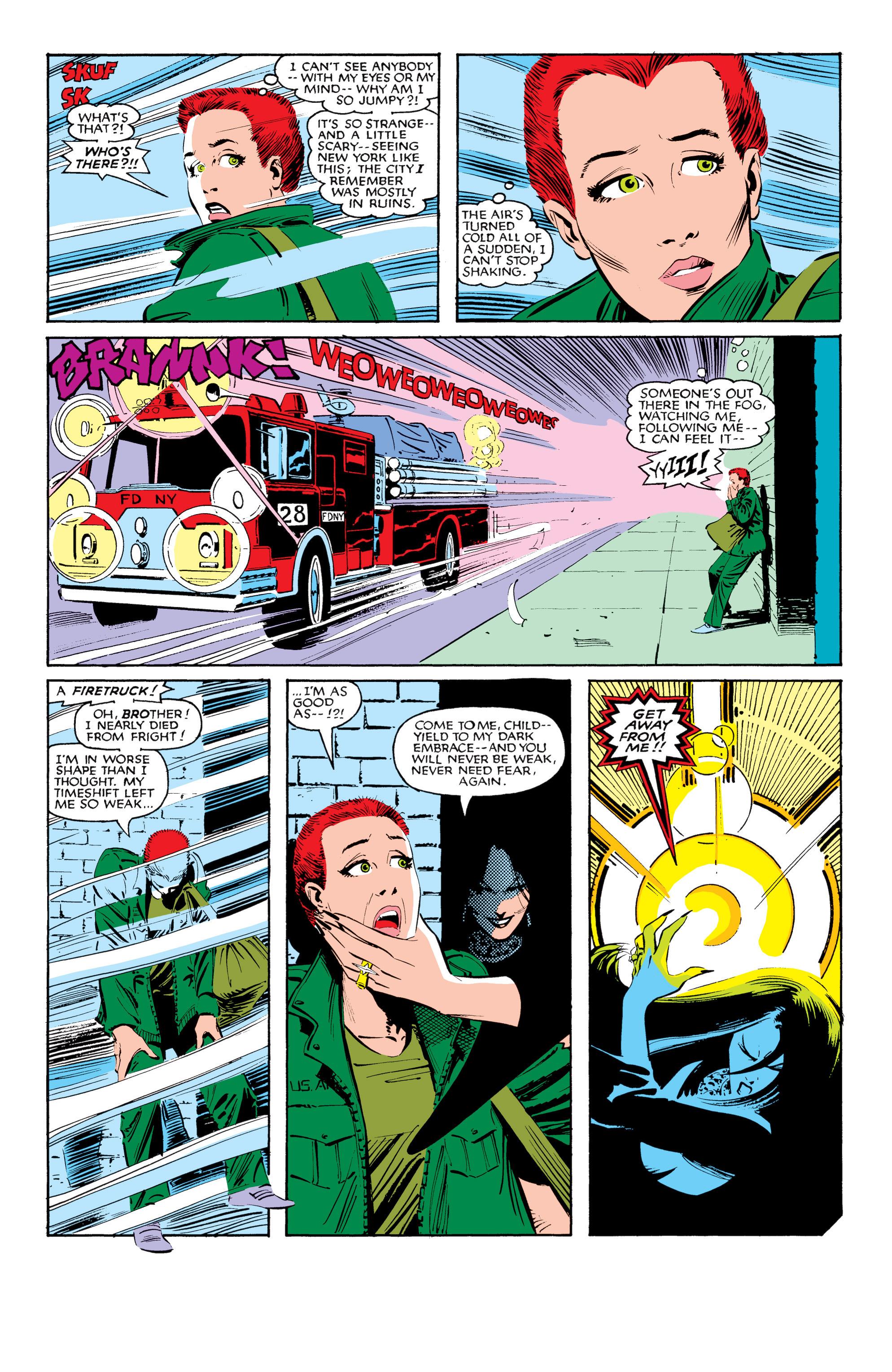 Read online Uncanny X-Men (1963) comic -  Issue #184 - 10
