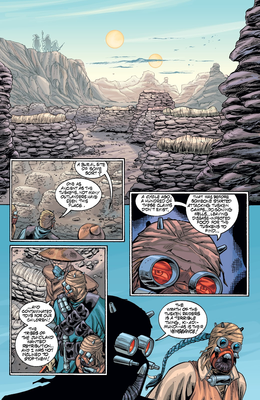 Read online Star Wars Legends Epic Collection: The Menace Revealed comic -  Issue # TPB (Part 3) - 4
