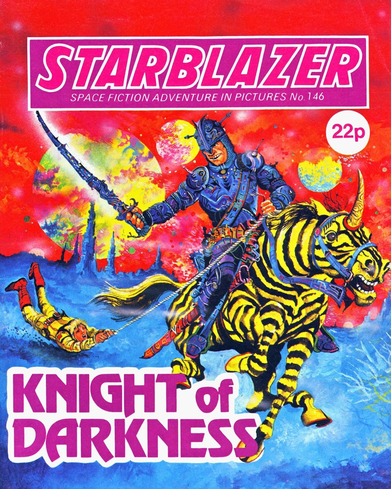 Starblazer issue 146 - Page 1