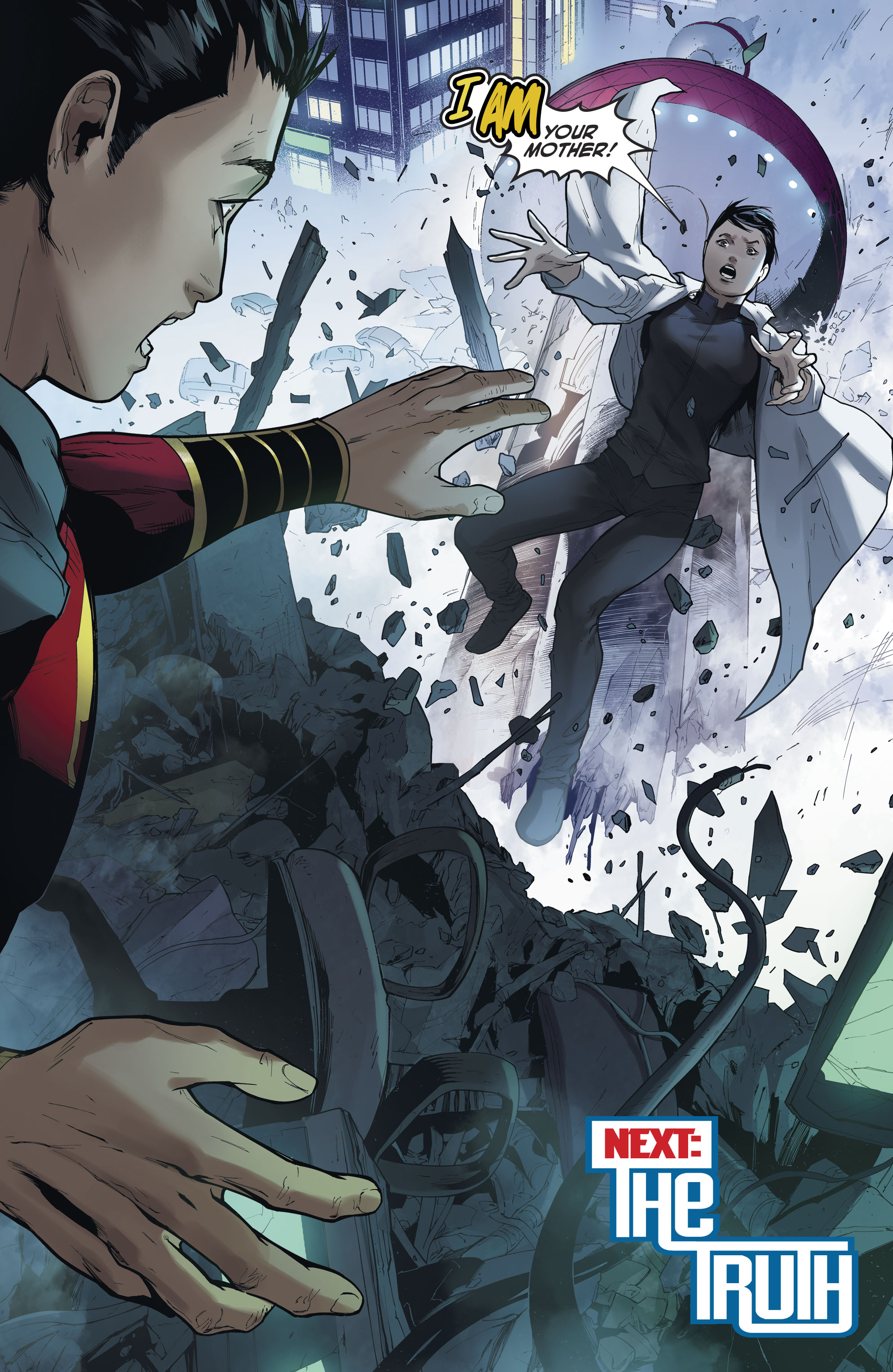 Read online New Super-Man comic -  Issue #12 - 23